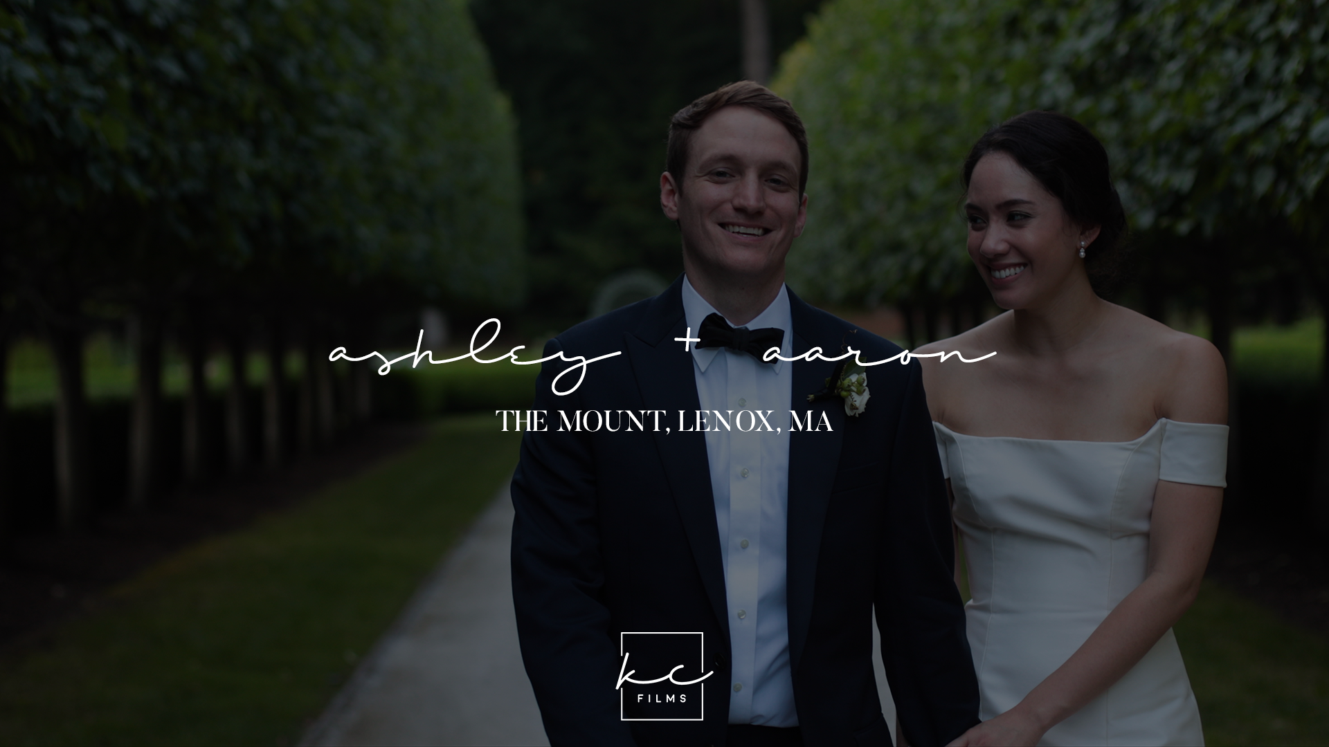 Ashley + Aaron | Lenox, Massachusetts | The Mount