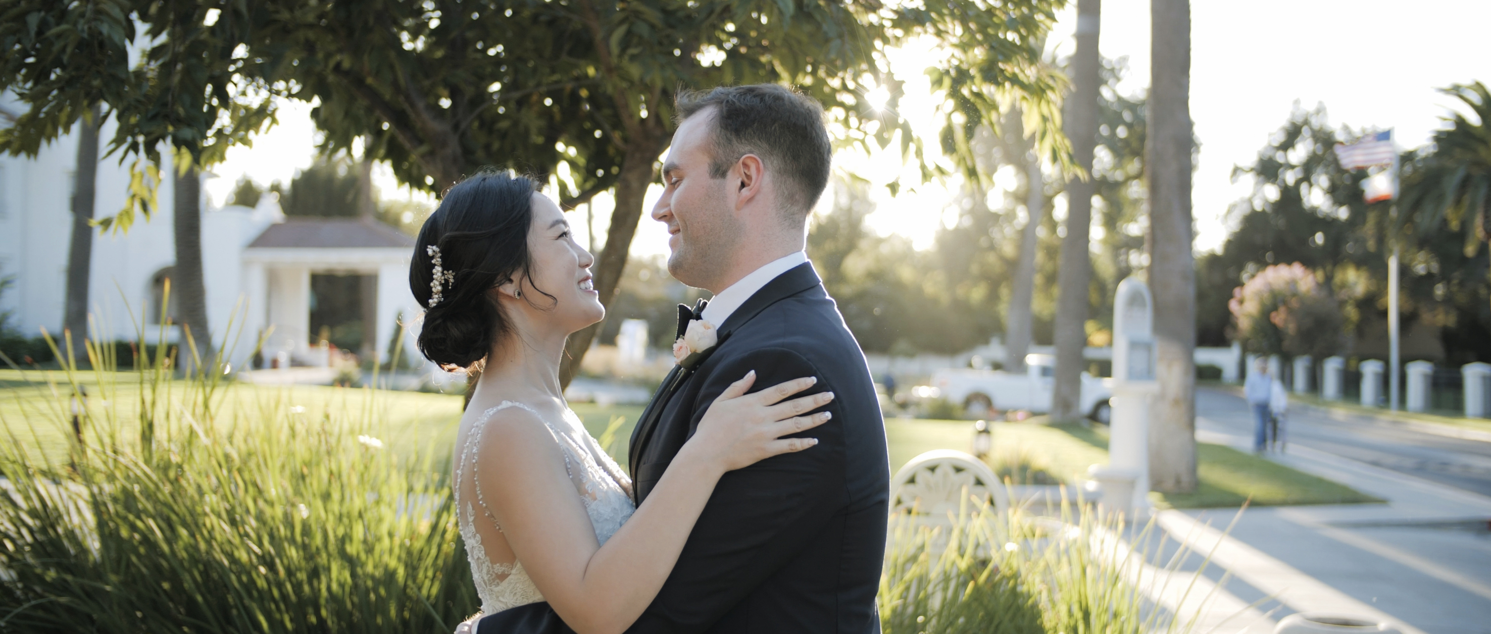Mike + Eunji | San Jose, California | Hayes Mansion