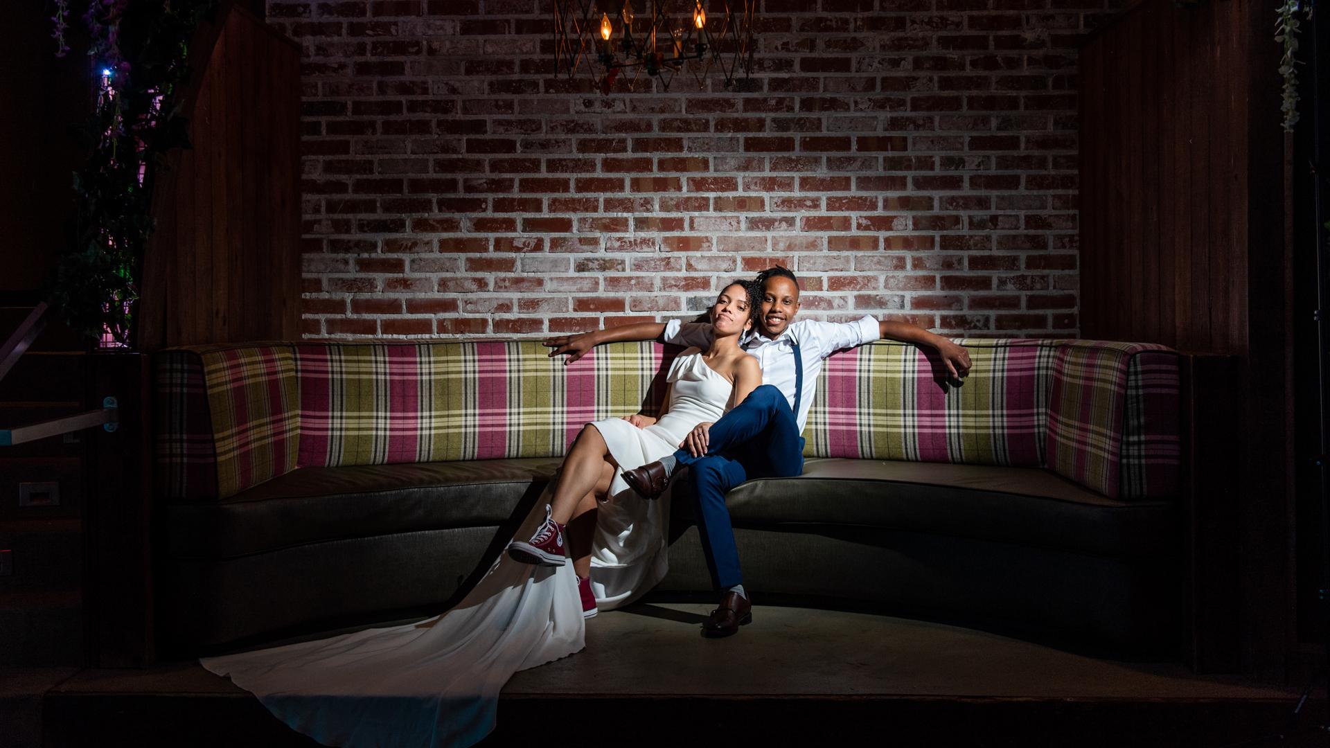 Chakia + Neville | San Diego, California | Parq Nightclub