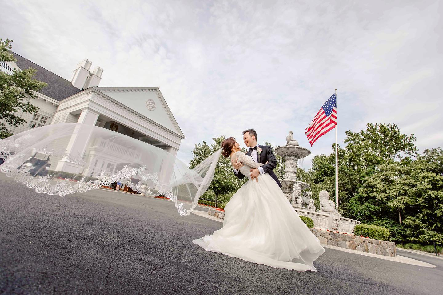 Anne + Matt | Potomac, Virginia | Trump National Golf Club