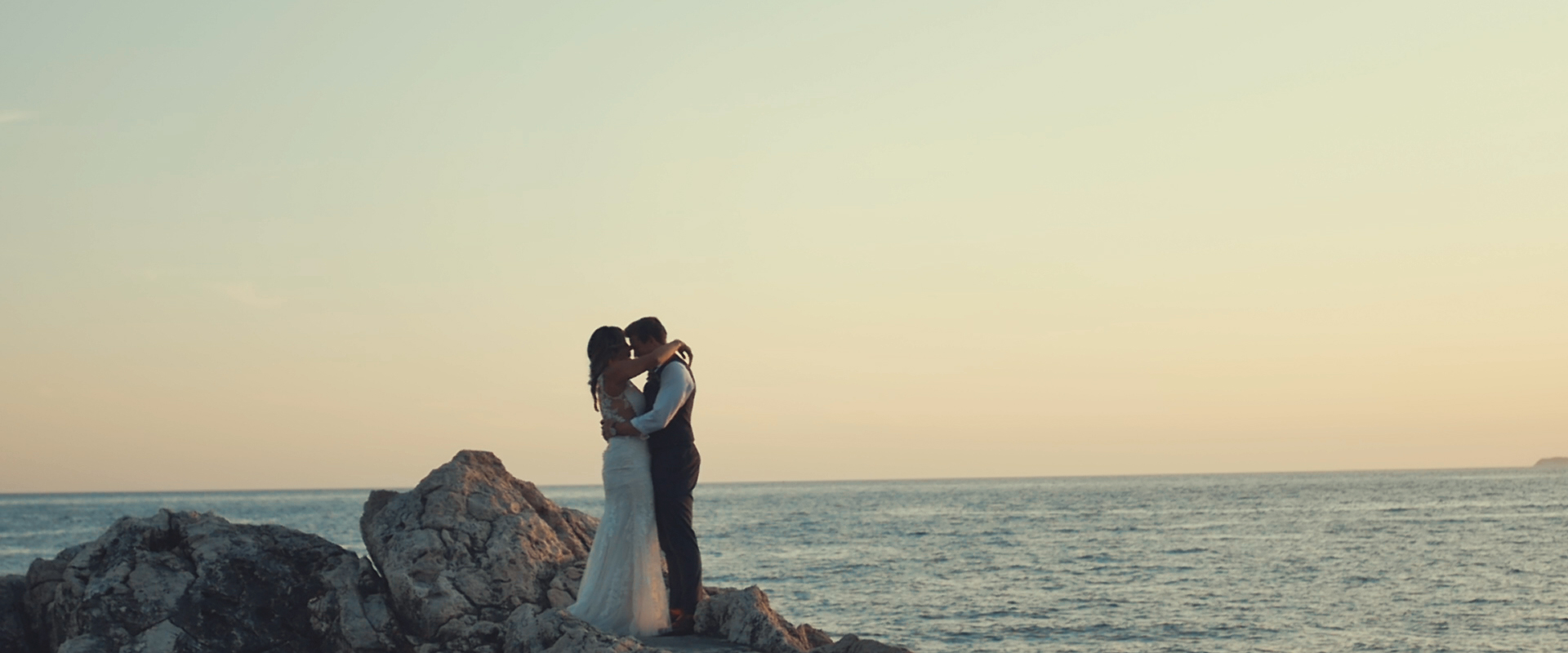 Sandy + Rob | Dubrovnik, Croatia | Vala Beach