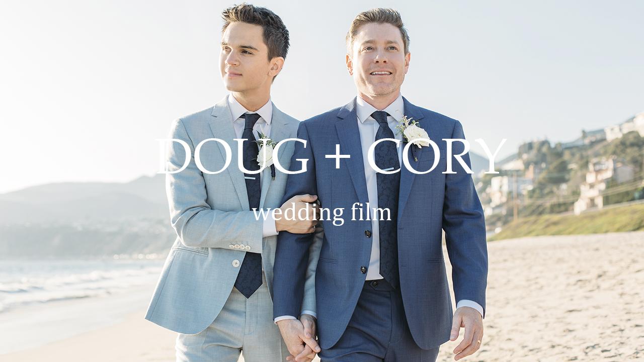 Doug + Cory | Malibu, California | Gladstone's Malibu