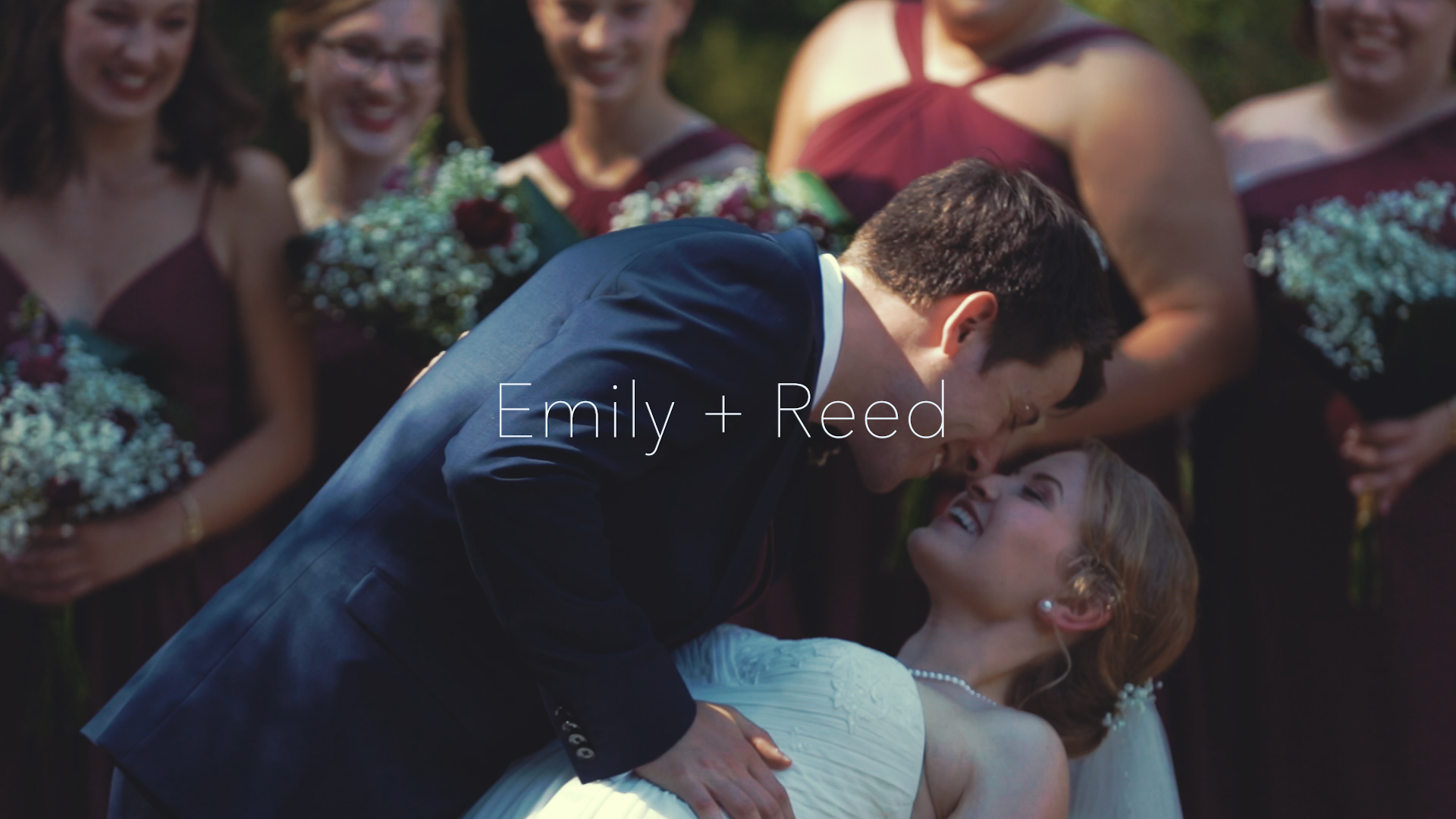 Emily + Reed | Belvidere, North Carolina | The Onely Place