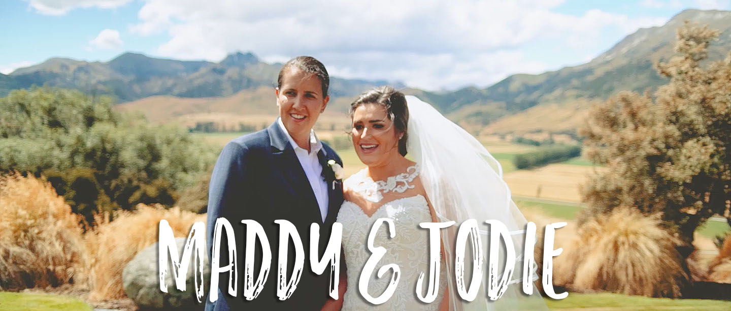 Maddy + Jodie | Wanaka, New Zealand | The Lookout Lodge