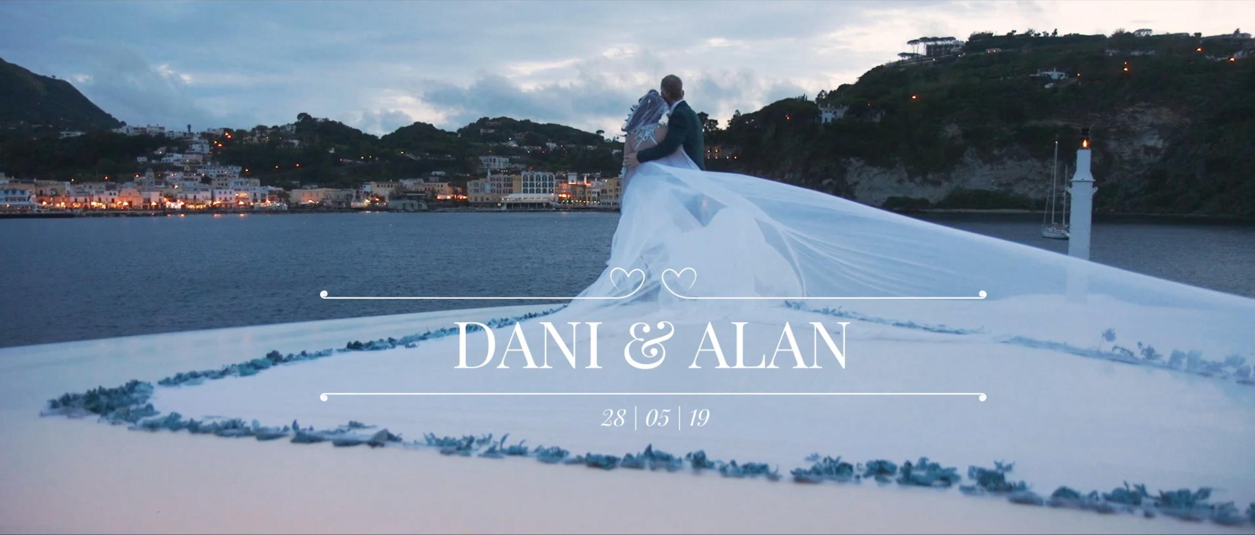 Dani + Alan | Ischia, Italy | O'Mega