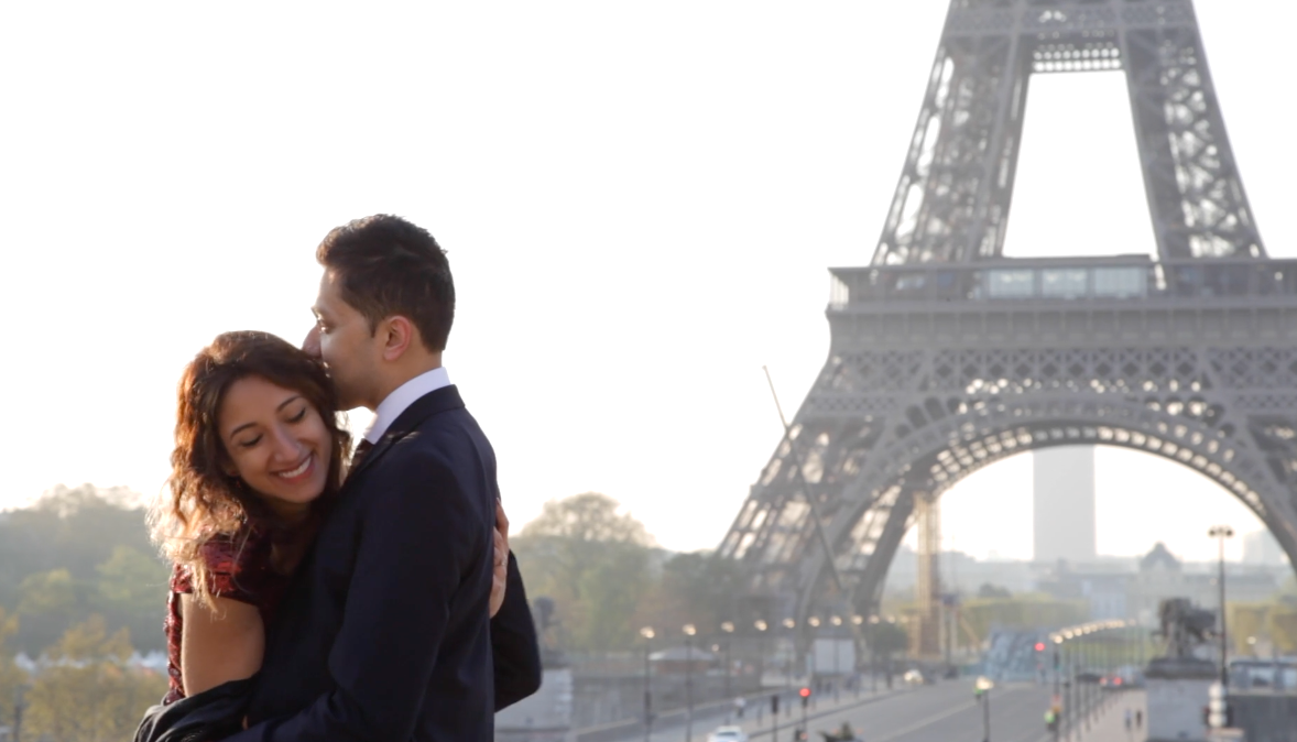 Jasna + Shaf | Paris, France | Paris