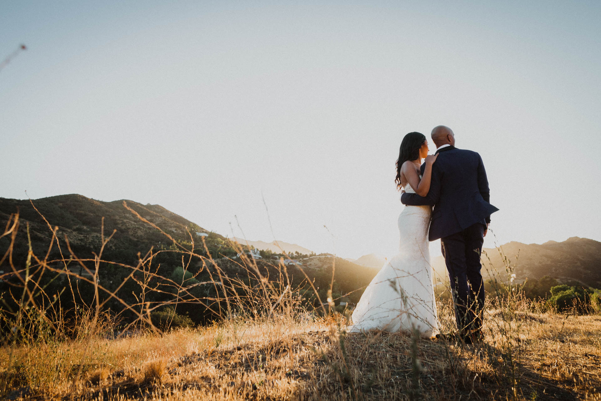 Stasia + JJ | Malibu, California | Triunfo Creek Vineyards