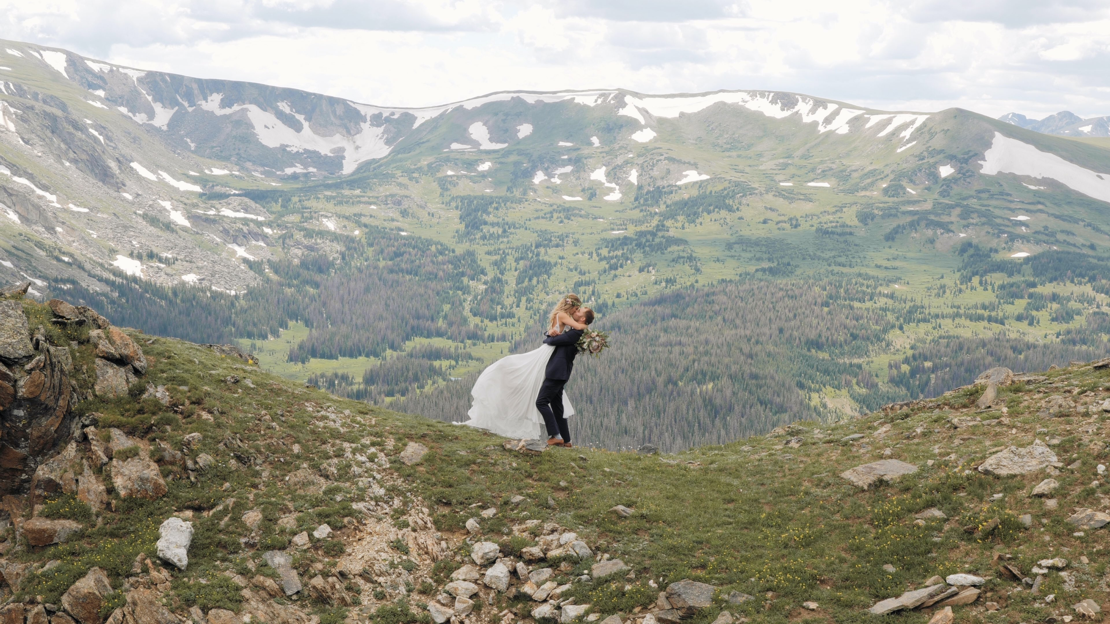 Jordan + Kegan | Estes Park, Colorado | mountain
