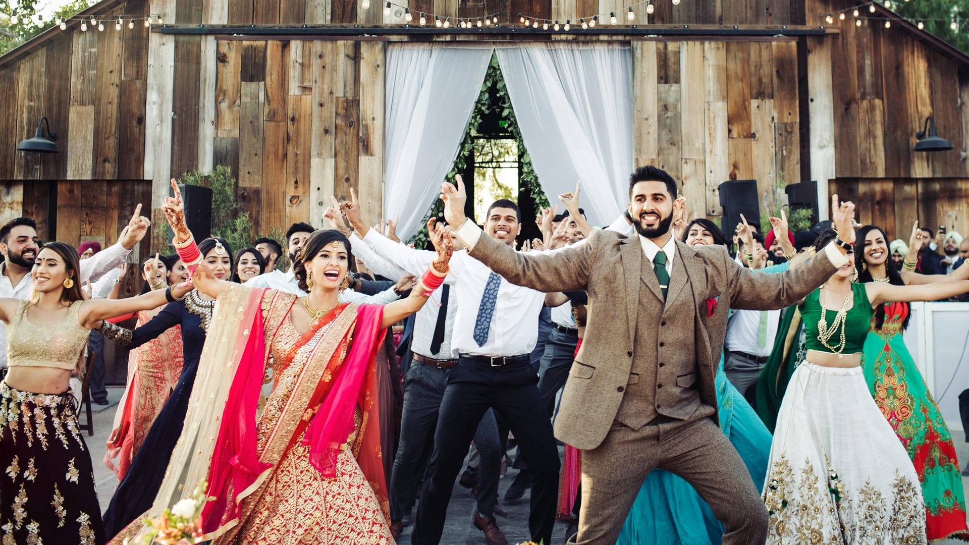 Ricky + Preeti | San Luis Obispo, California | Greengate Ranch