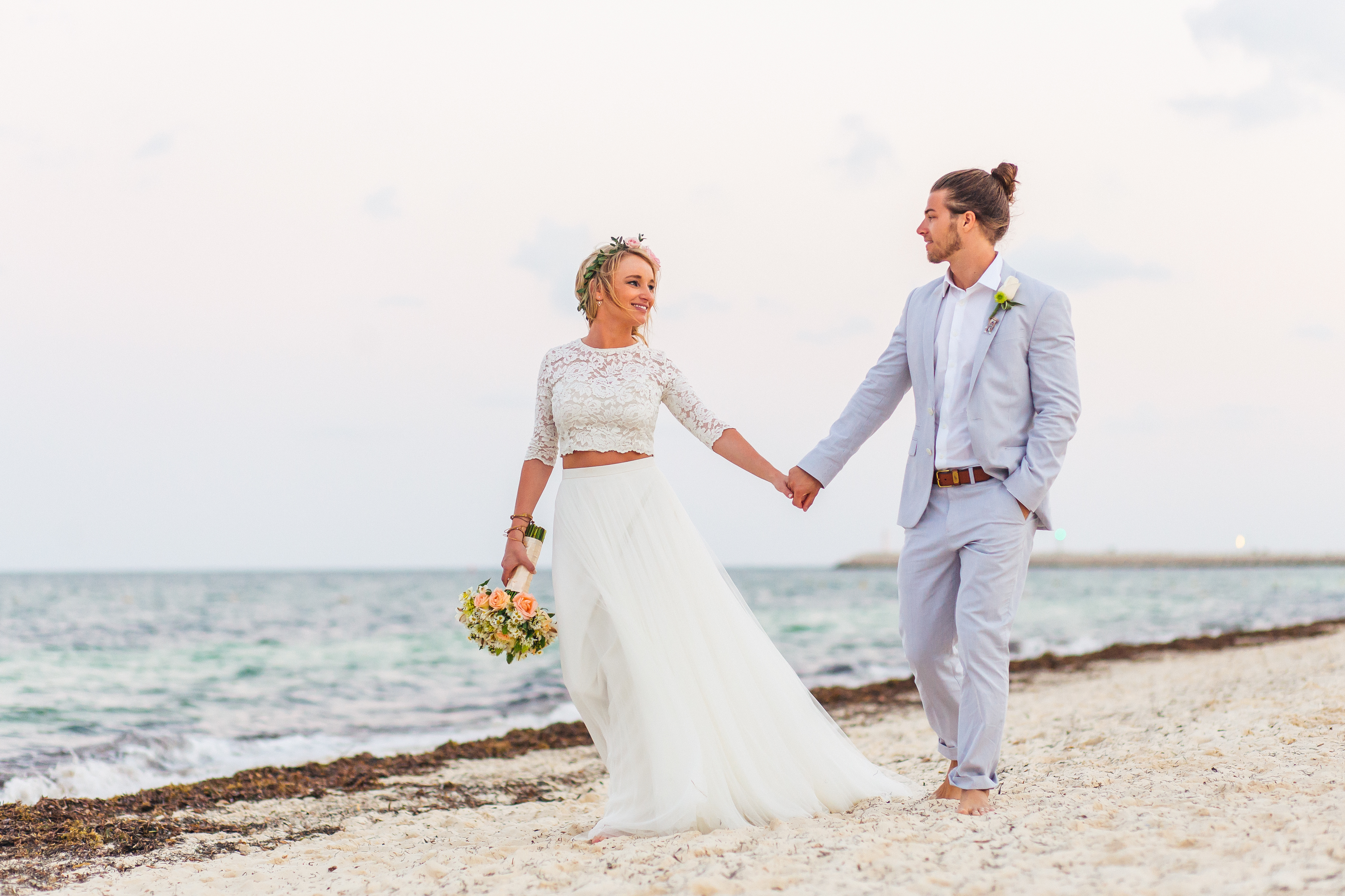Kelsey + Patrick | Cancún, Mexico | Finest Playa Mujeres