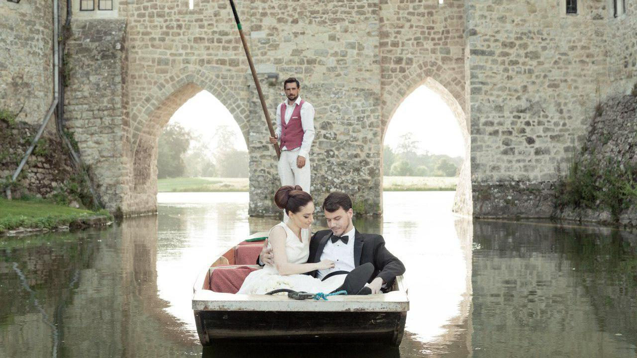 Sofia + Tomas | Canterbury, United Kingdom | Leeds Castle