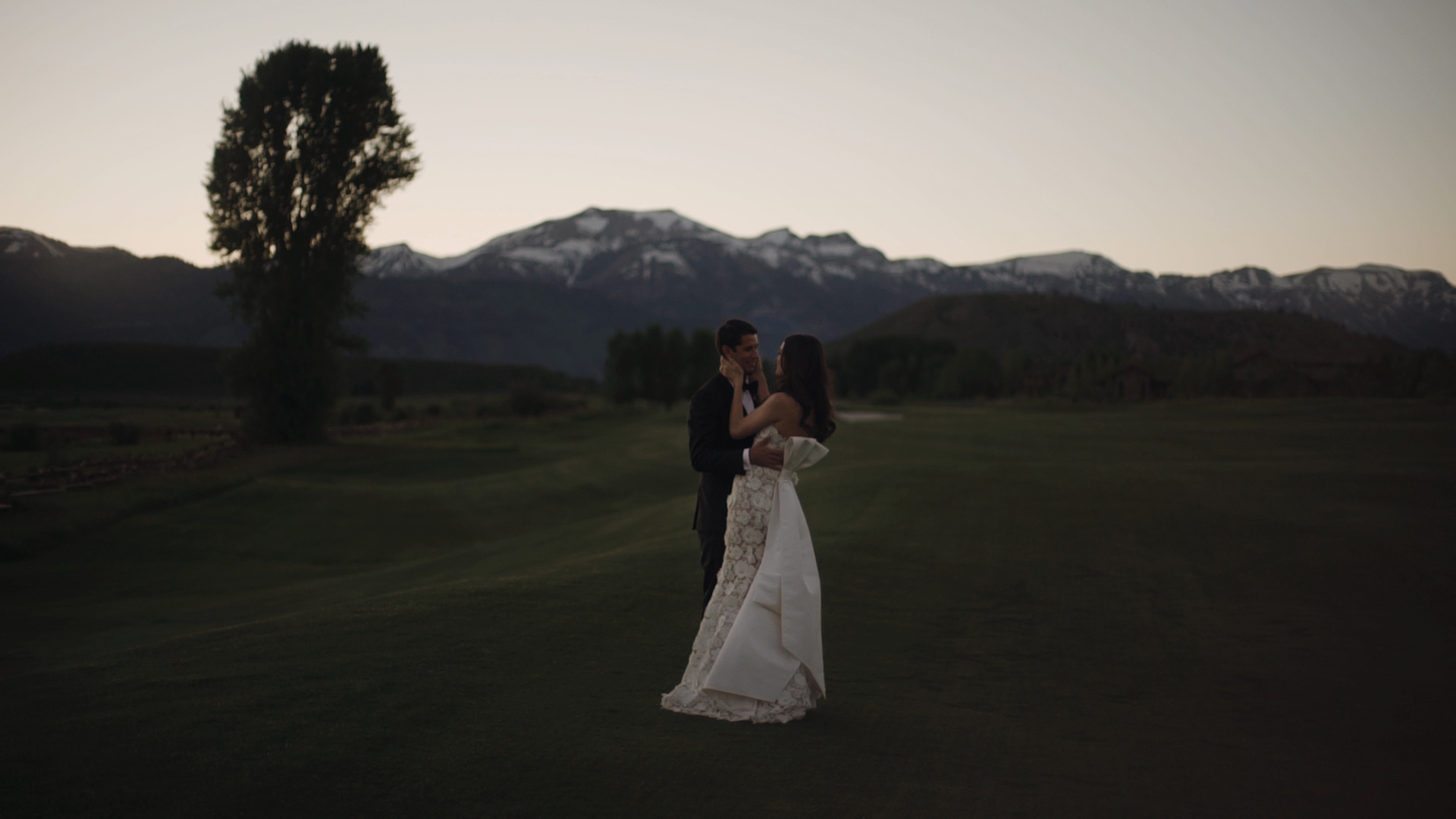 Mackenzie + Brantley | Jackson, Wyoming | 3 Creek Ranch