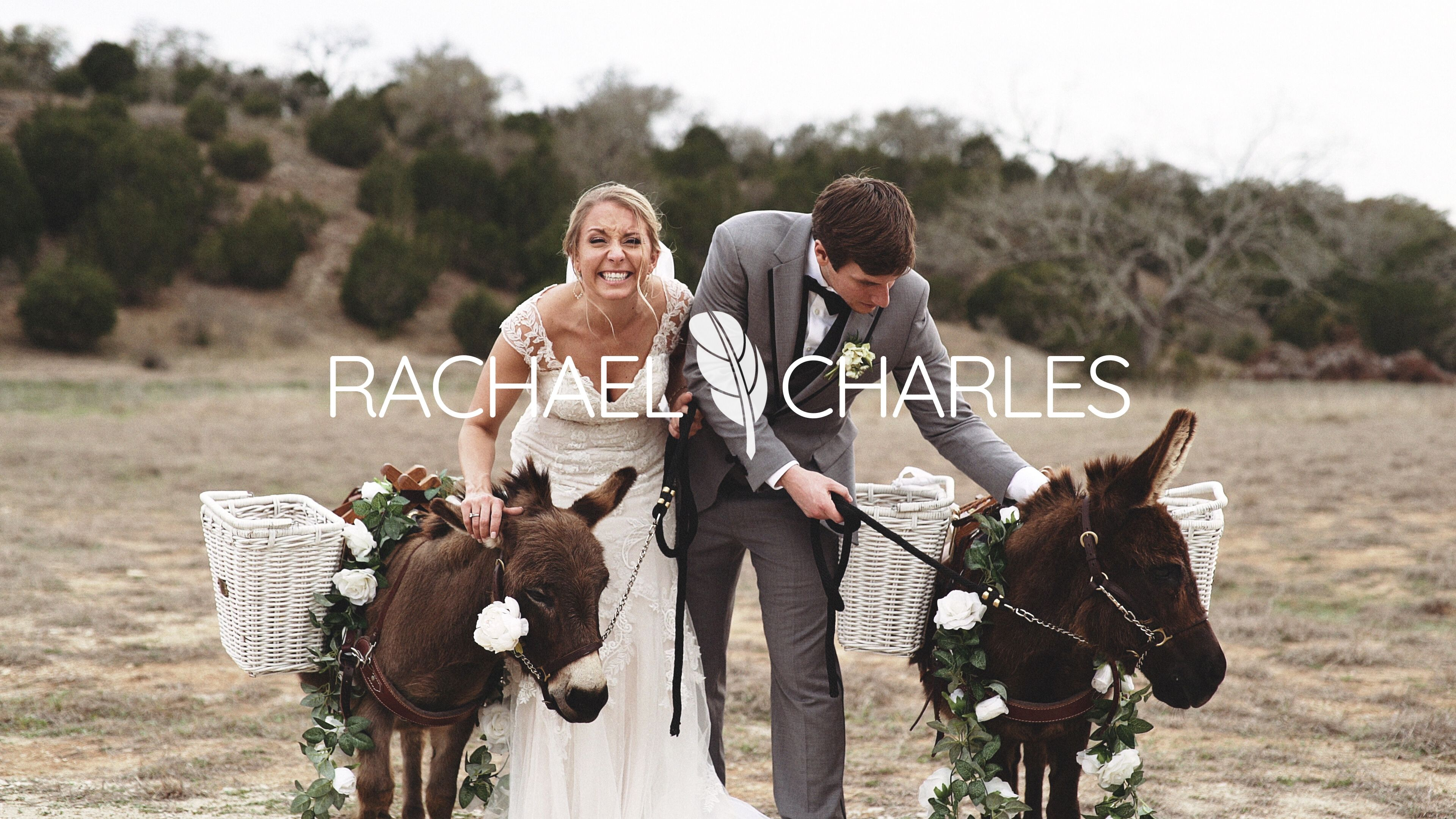 Rachael + Charles | Dripping Springs, Texas | Camp Lucy