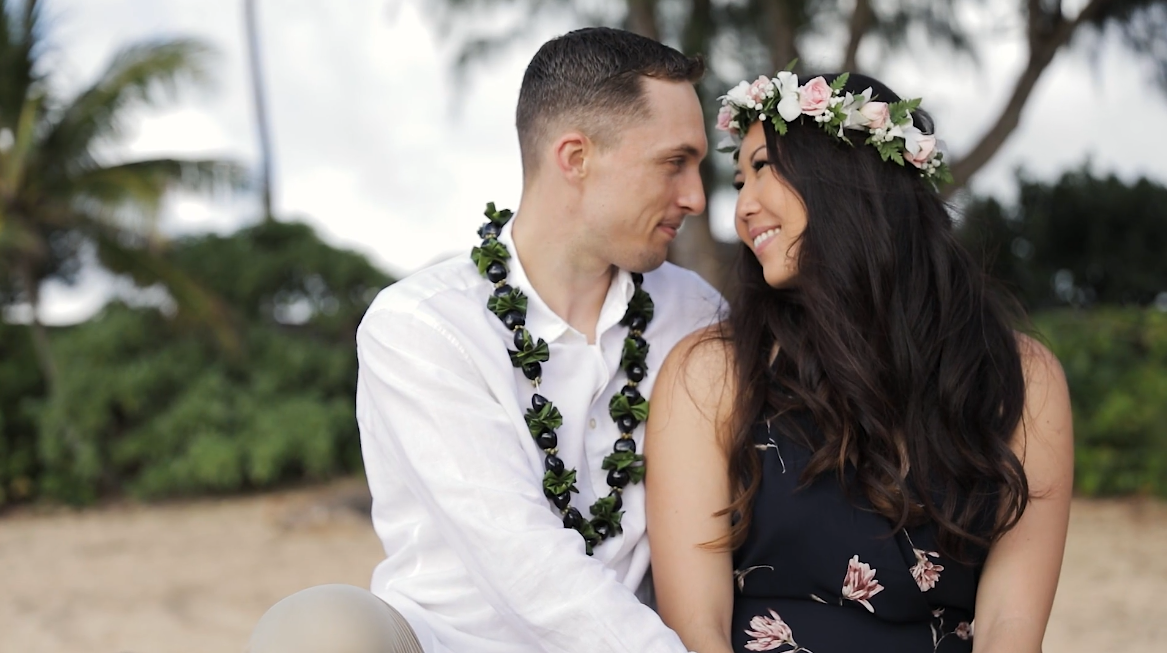 Matt + Elissa | Honolulu, Hawaii | Halekulani Hotel