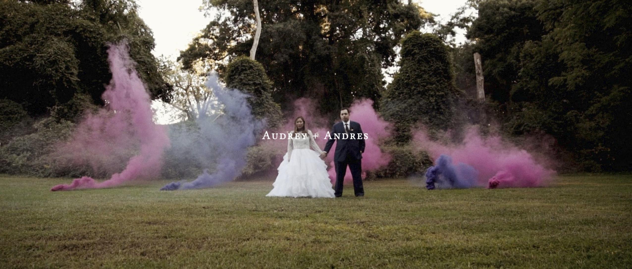 Audrey + Andres | Woodbury, New York | inn at fox hollow