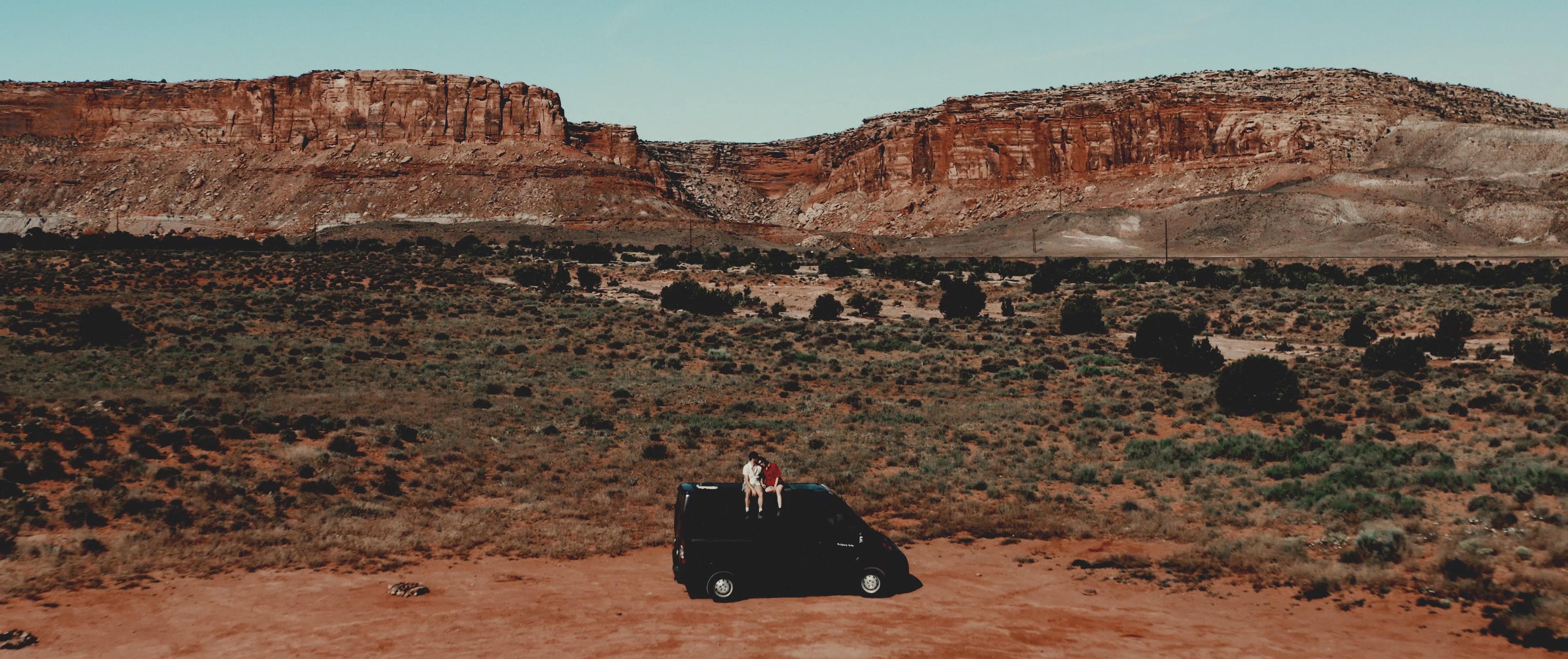 Liz + Sean | Moab, Utah | Dead Horse Point State Park