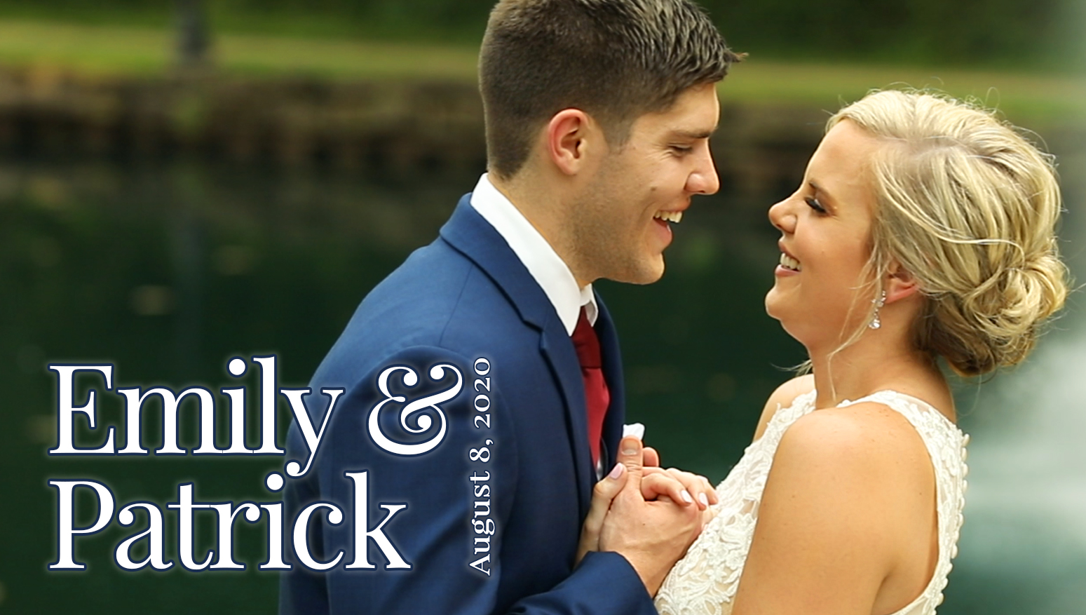 Emily + Patrick | Chatham, Illinois | A Private Home