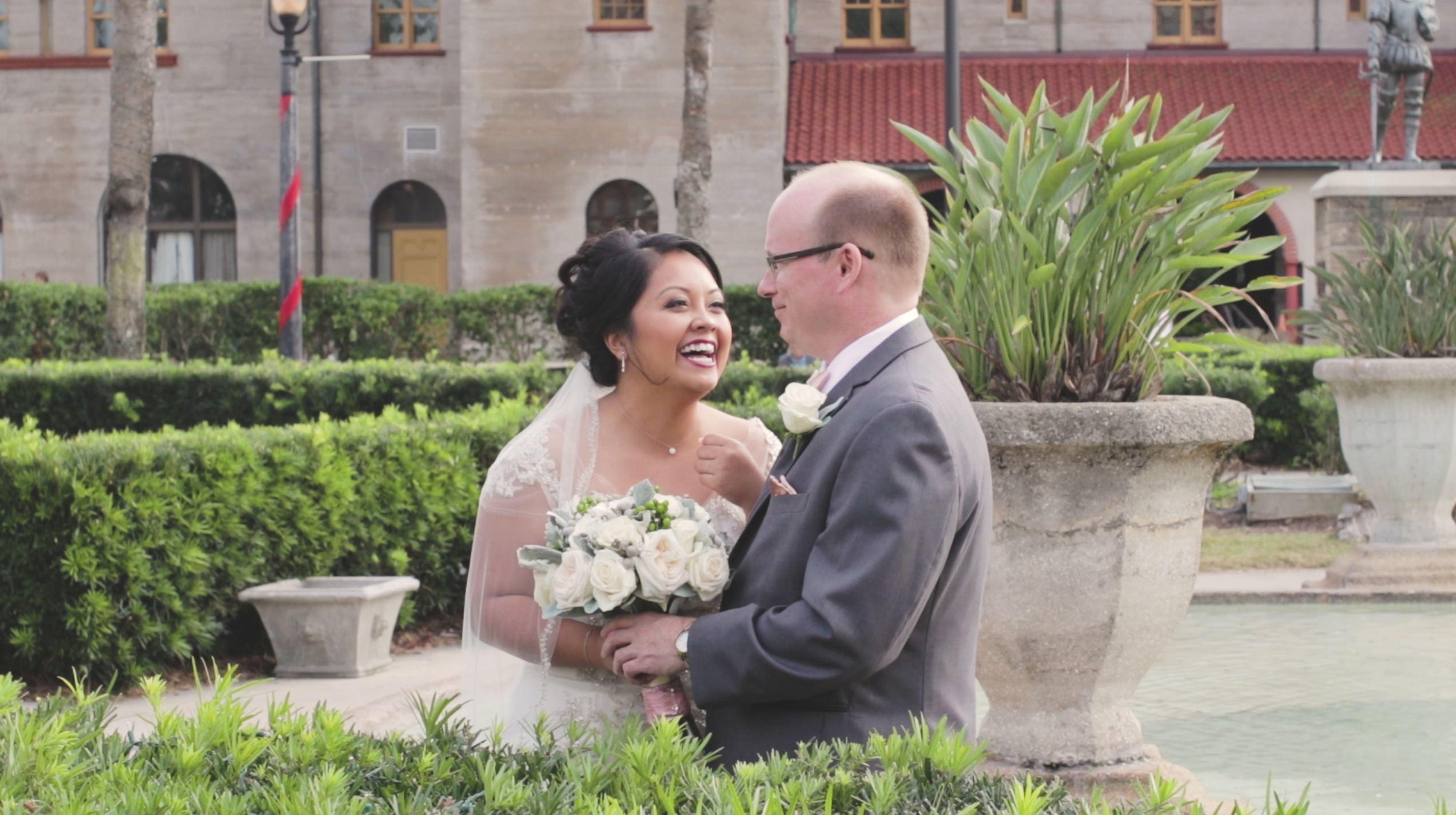 Lynda + John | St. Augustine, Florida | Treasury on the Plaza, St. Augustine