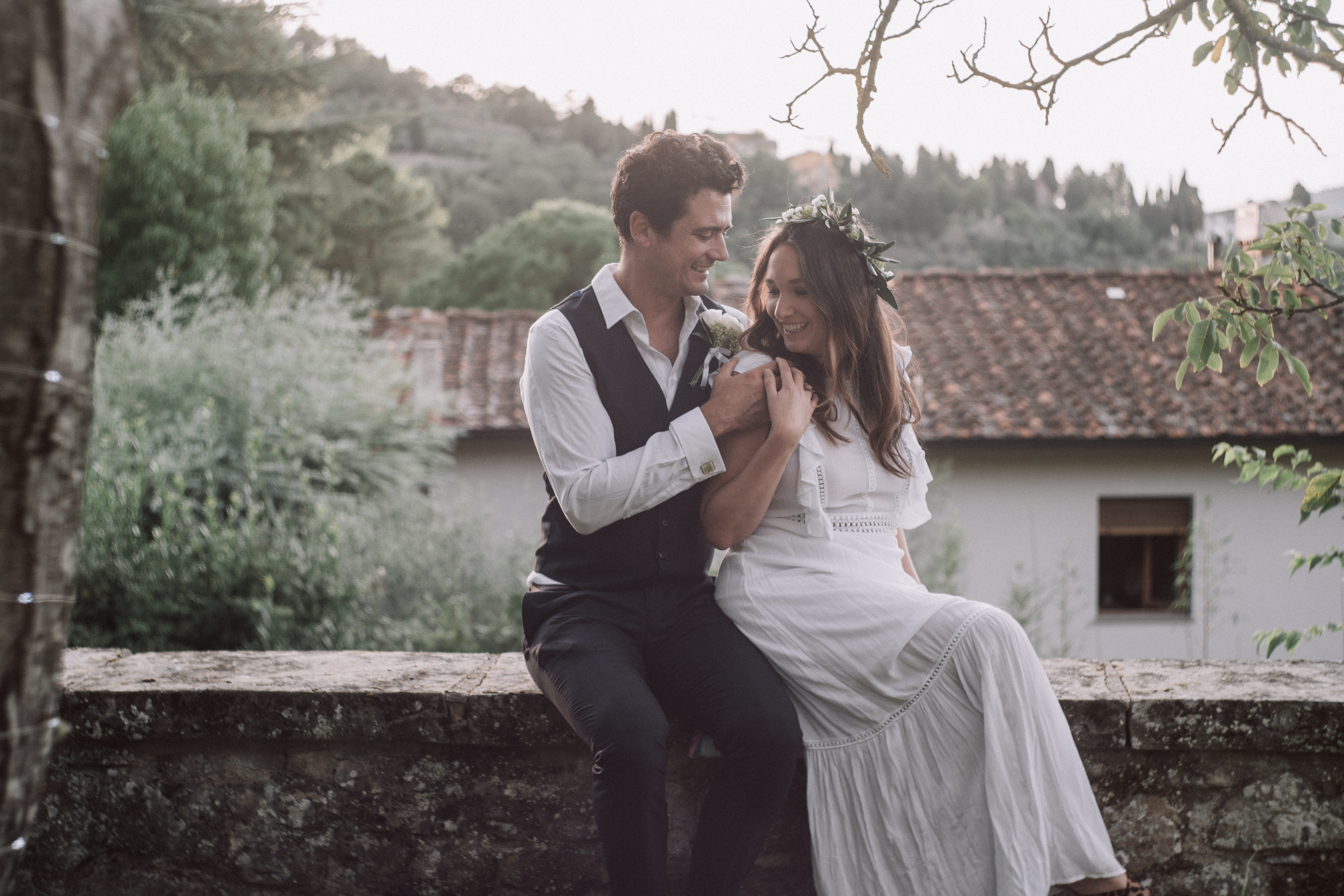Ashley + Neil | Fiesole, Italy | Airbnb
