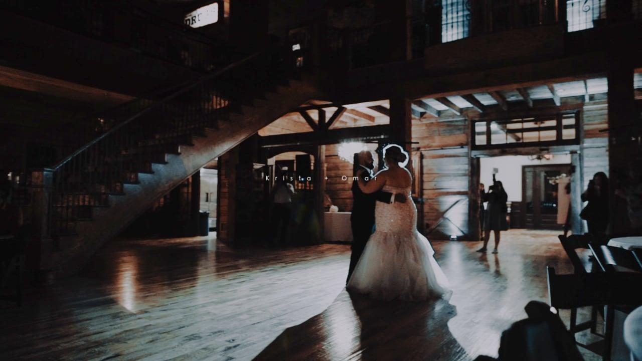 Krista + Omar | Denton, Texas | Oak Knoll Ranch
