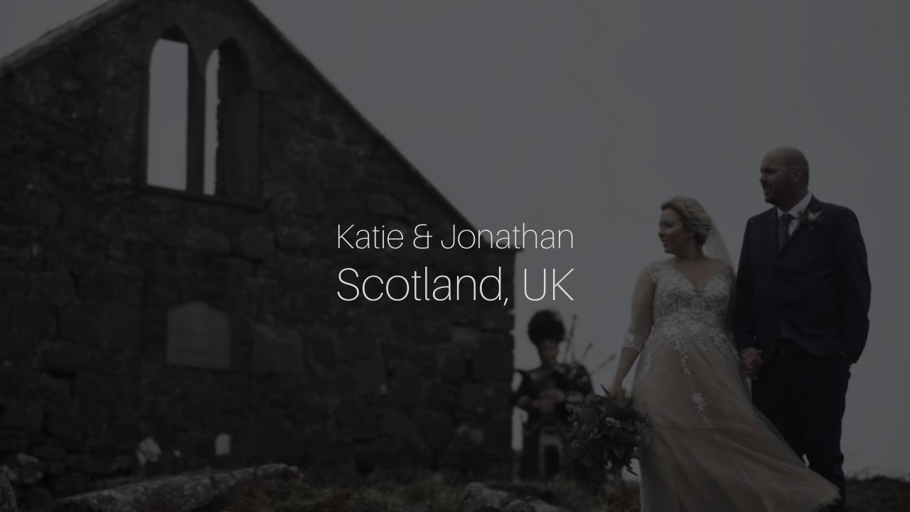 Katie + Jonathan | Kilberry, United Kingdom | Crear Weddings