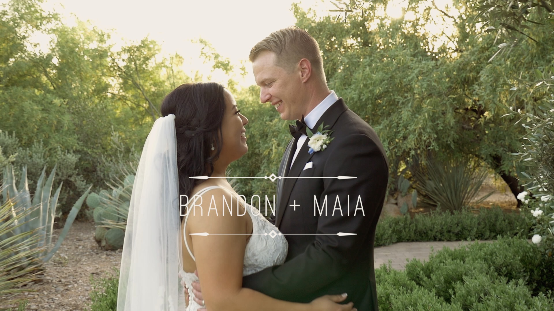Maia Higgins  + Brandon Price | Paradise Valley, Arizona | El Chorro