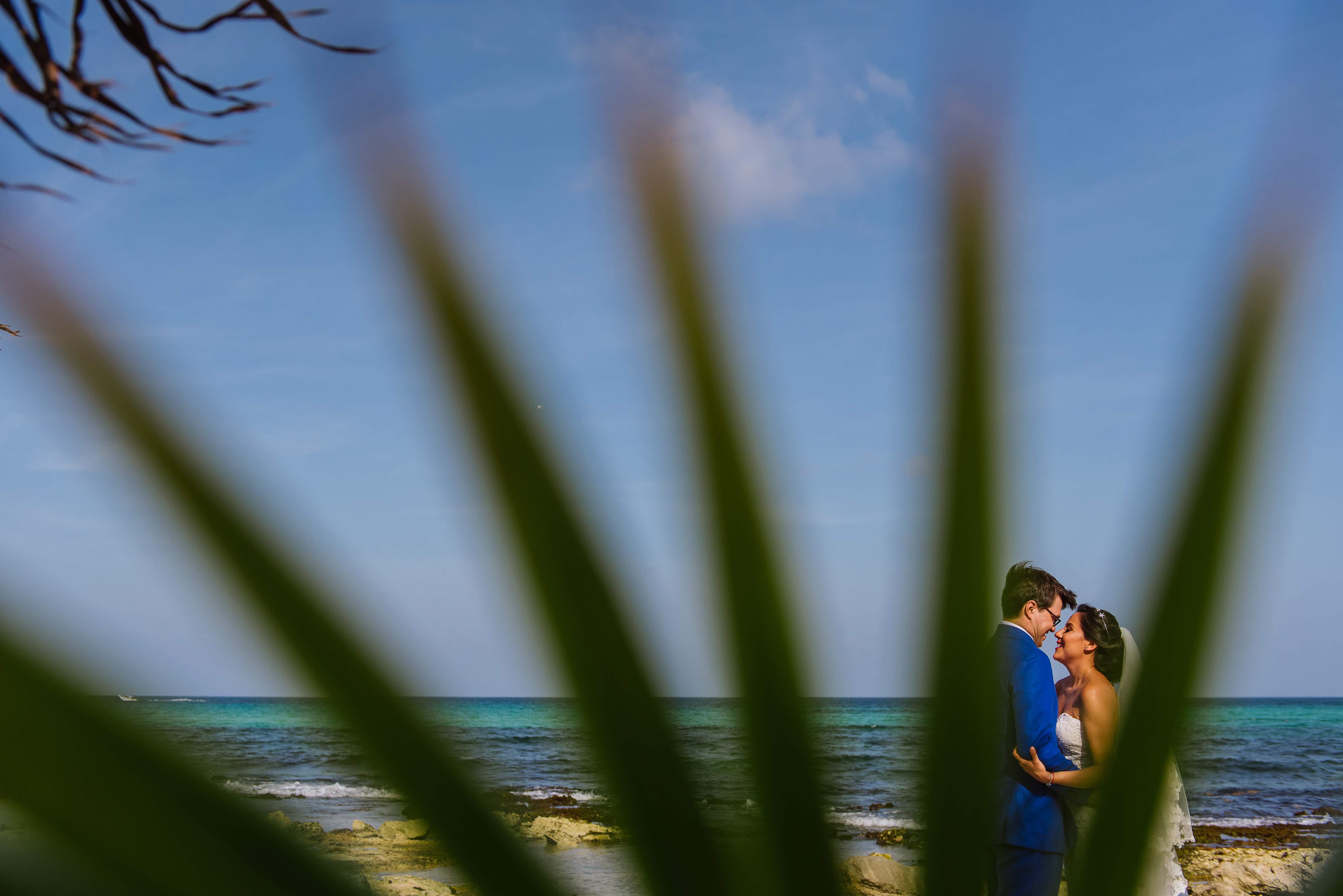 Citlalli + Stephen   Cancún, Mexico   Secret Jewel Celebrations Venue
