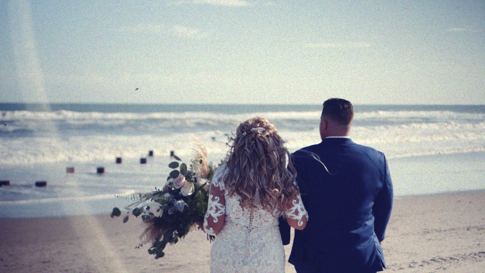 Kim + Anthony | Ocean City, New Jersey | The Flanders Hotel