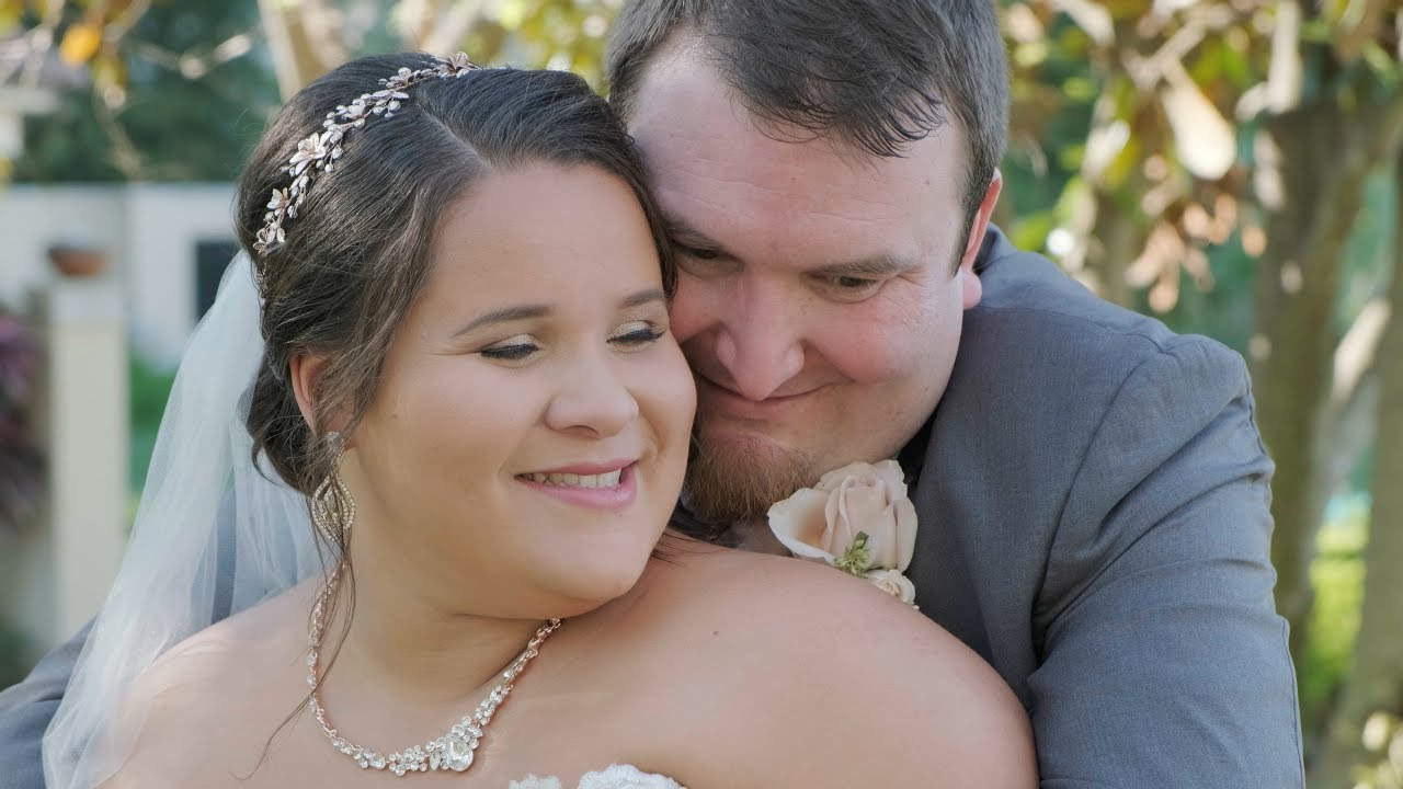 Brittany + Chris | Lakeland, Florida | The Peggy Brown building
