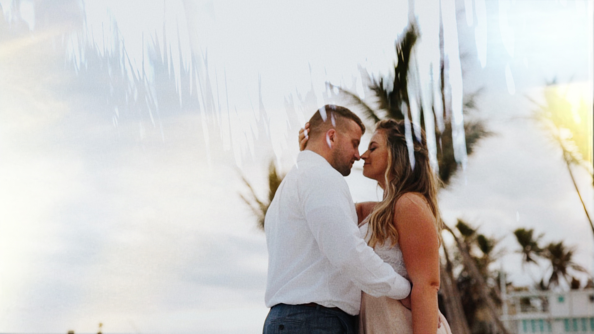 Chelsea + James | Islamorada, Florida | The Caribbean Resort