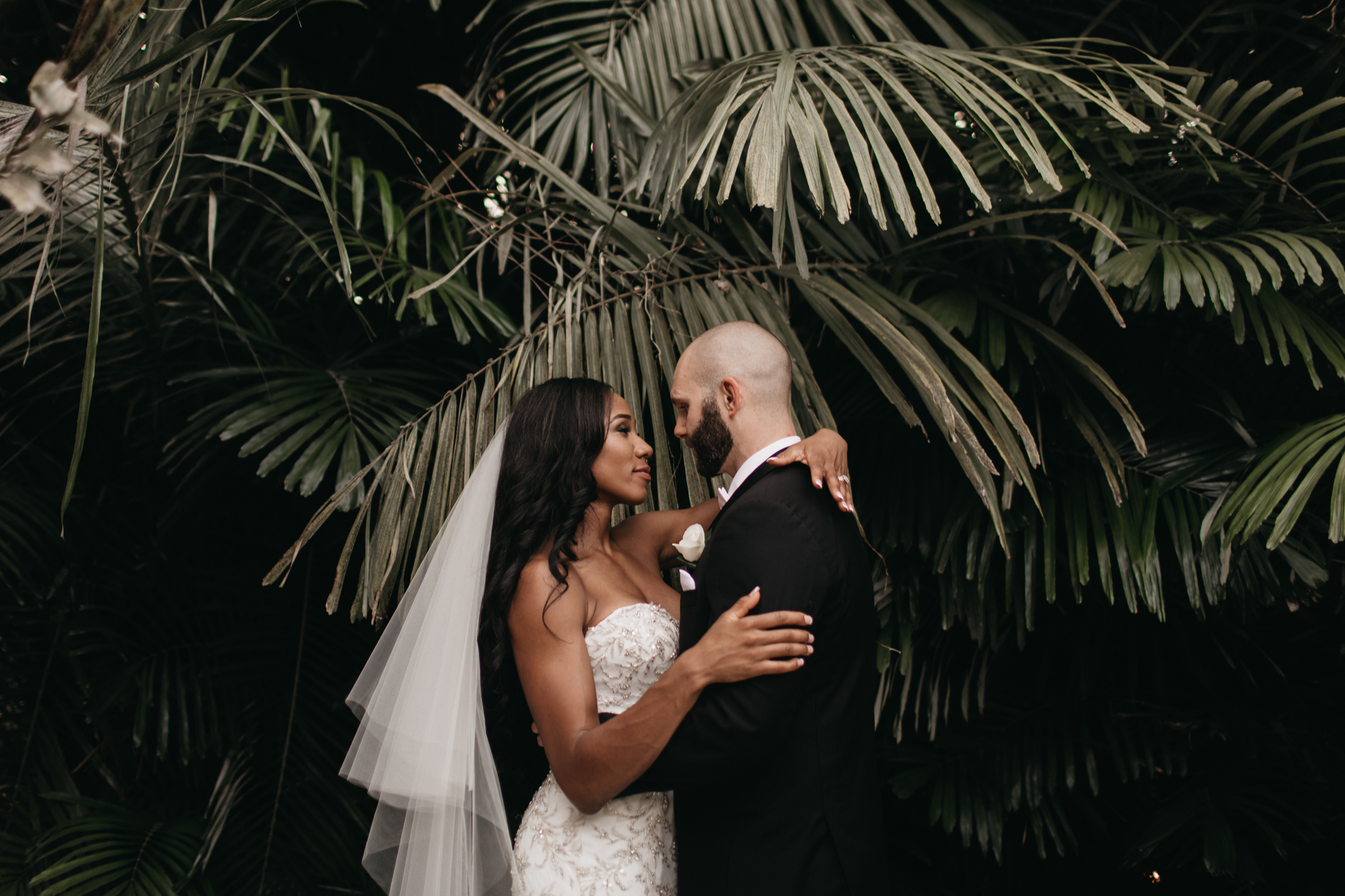 Ryan + Amendha | Homestead, Florida | The Cooper Estate, Homestead