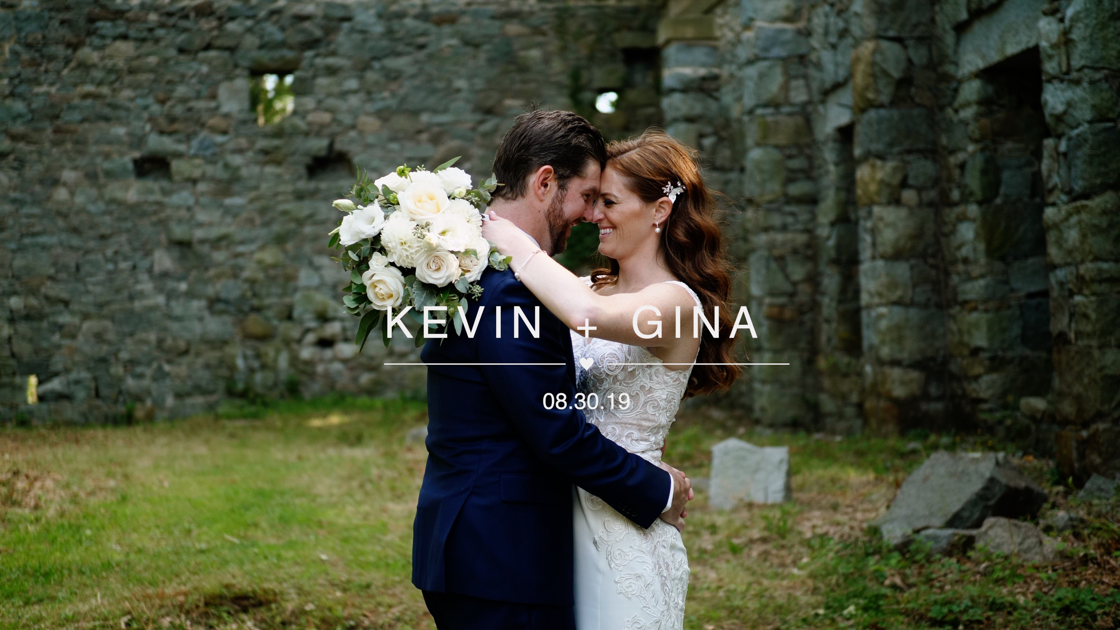 Kevin + Gina | Quincy, Massachusetts | Granite Links Golf Club