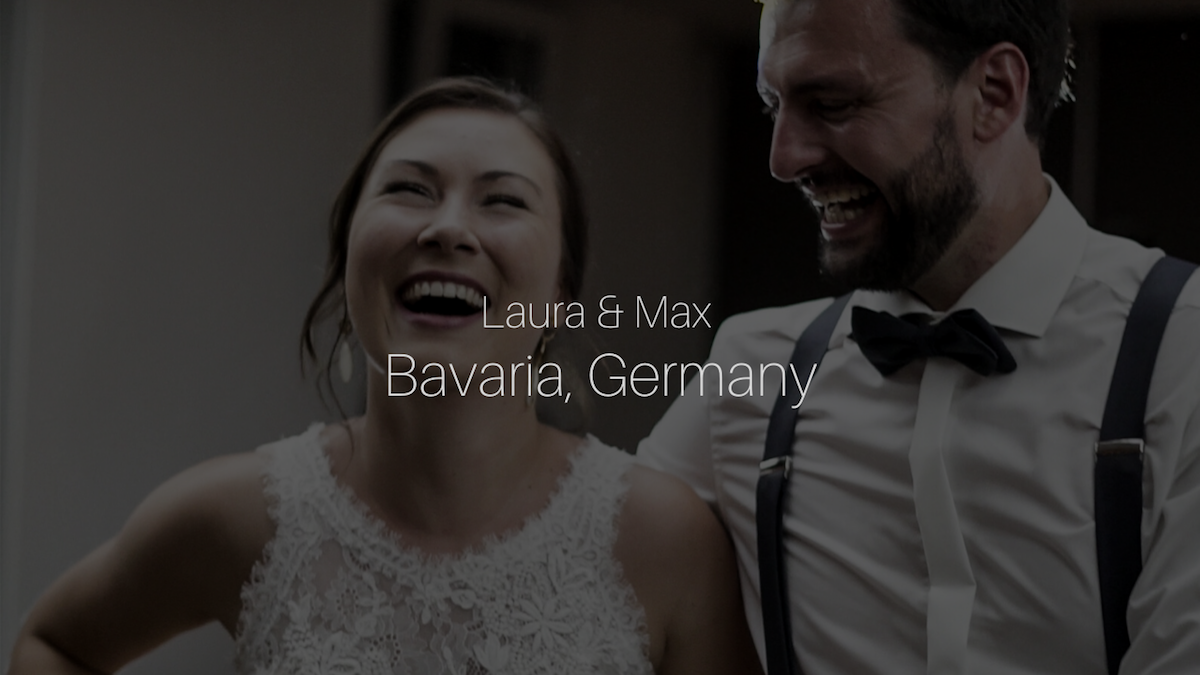 Laura + Max | Chiemsee, Germany | Country house