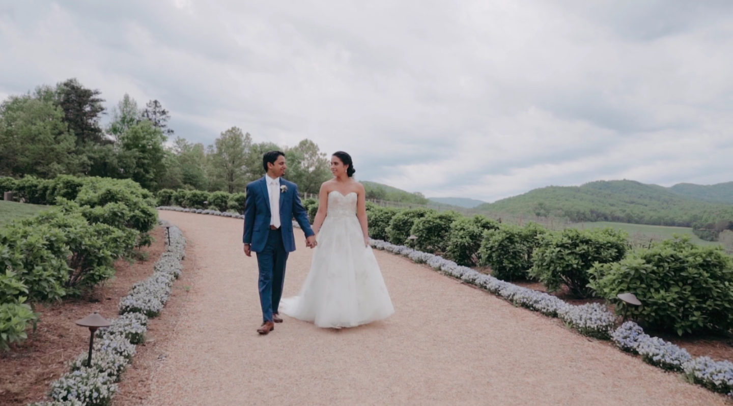 Susan + Suraj | Charlottesville, Virginia | Pippin Hill Farm & Vineyards
