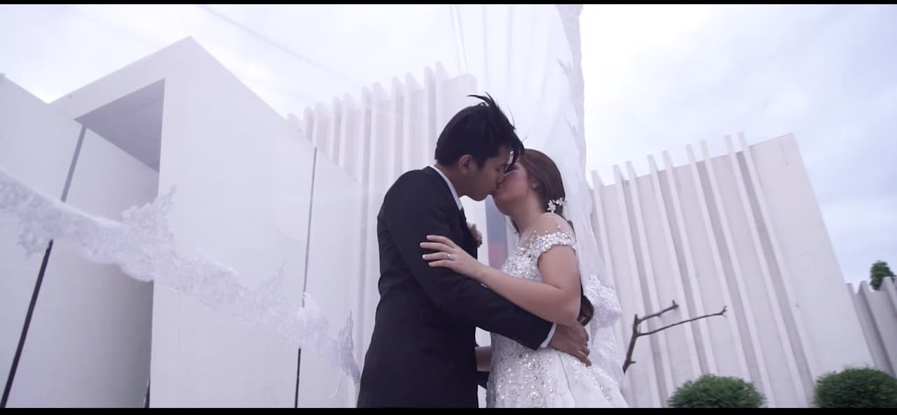 Richard Rivera + Angeline Alivia | santiago, Philippines | Deamyles Event Hall