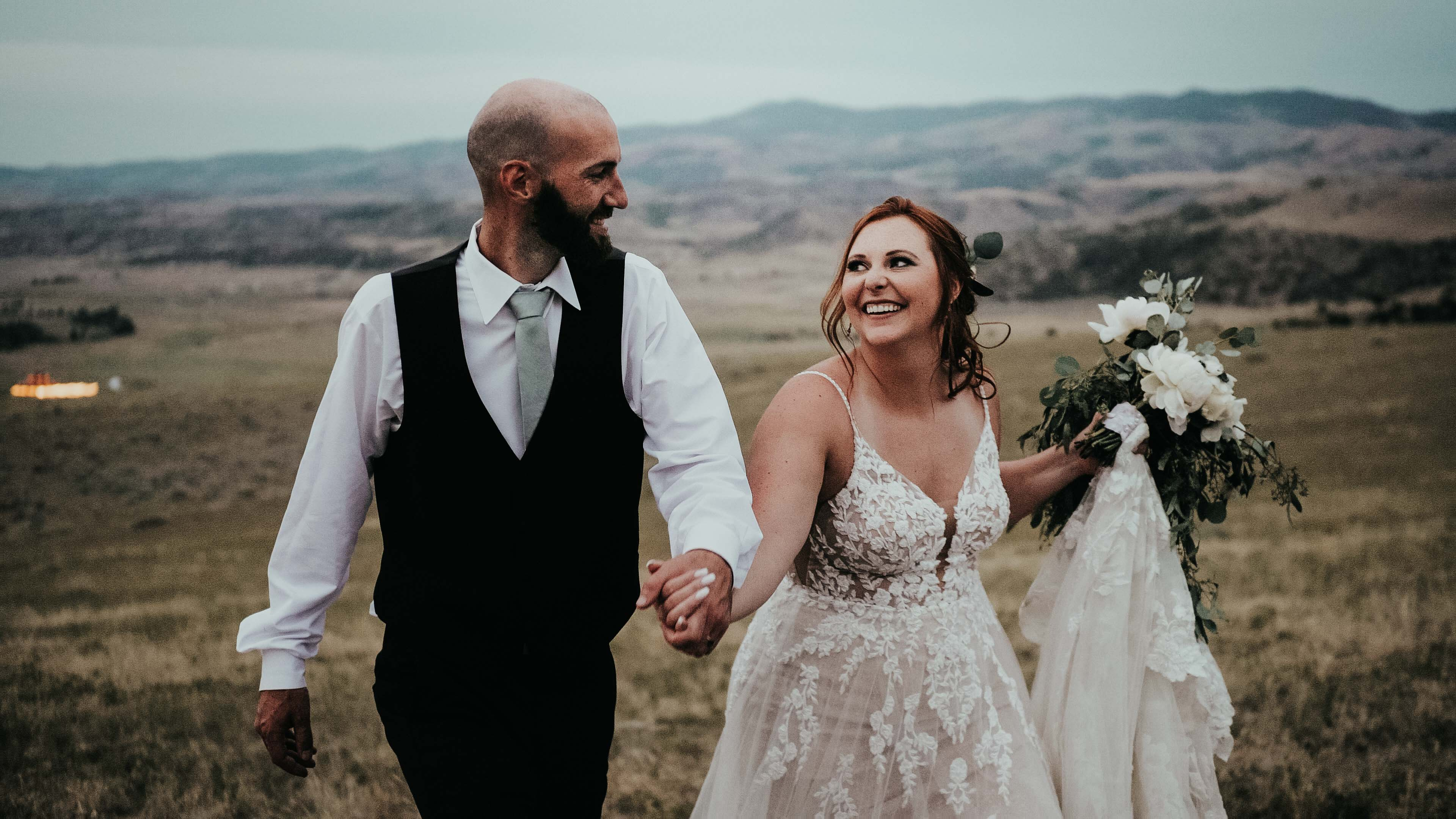 Andrew + Chelsey | Three Forks, Montana | Headwaters Ranch
