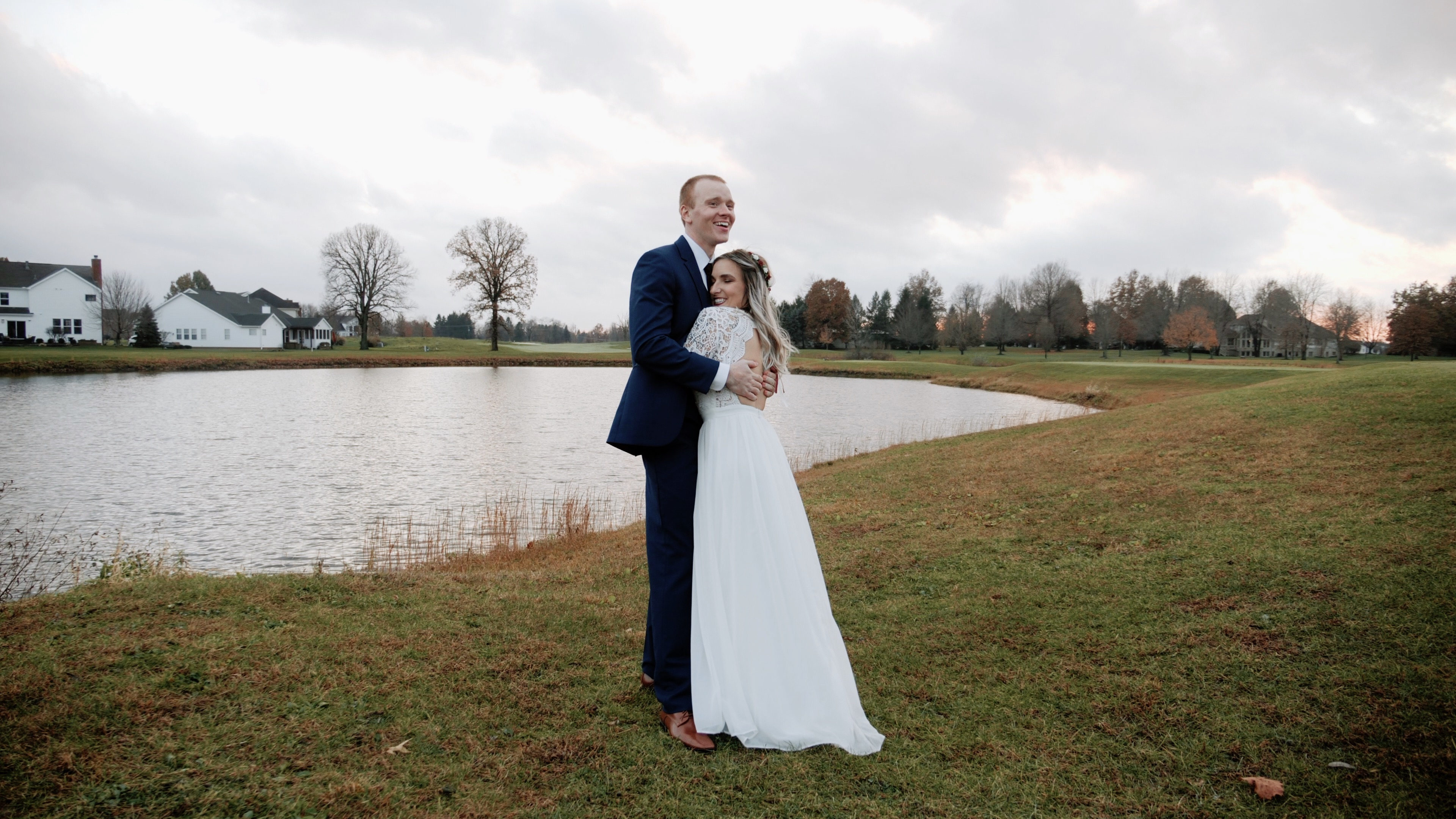 Madison + Tryston | New Albany, Ohio | New Albany Links Golf Course