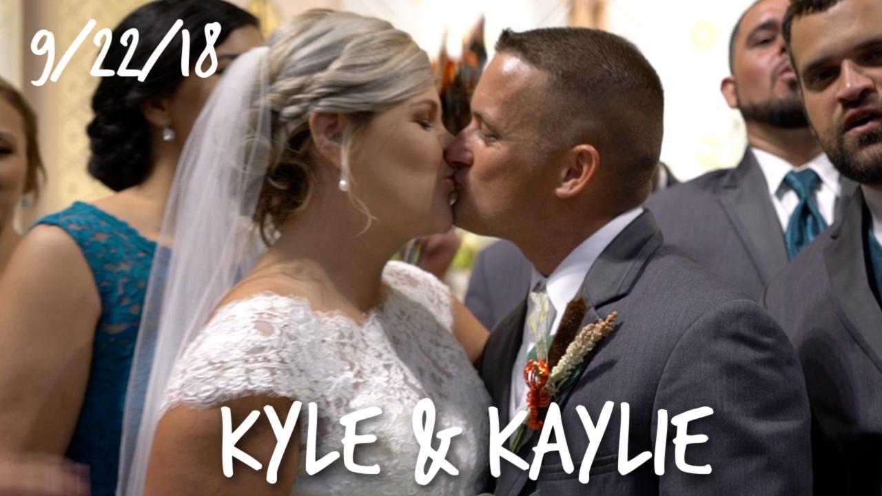 Kyle + Kaylie | Rayne, Louisiana | The Warehouse