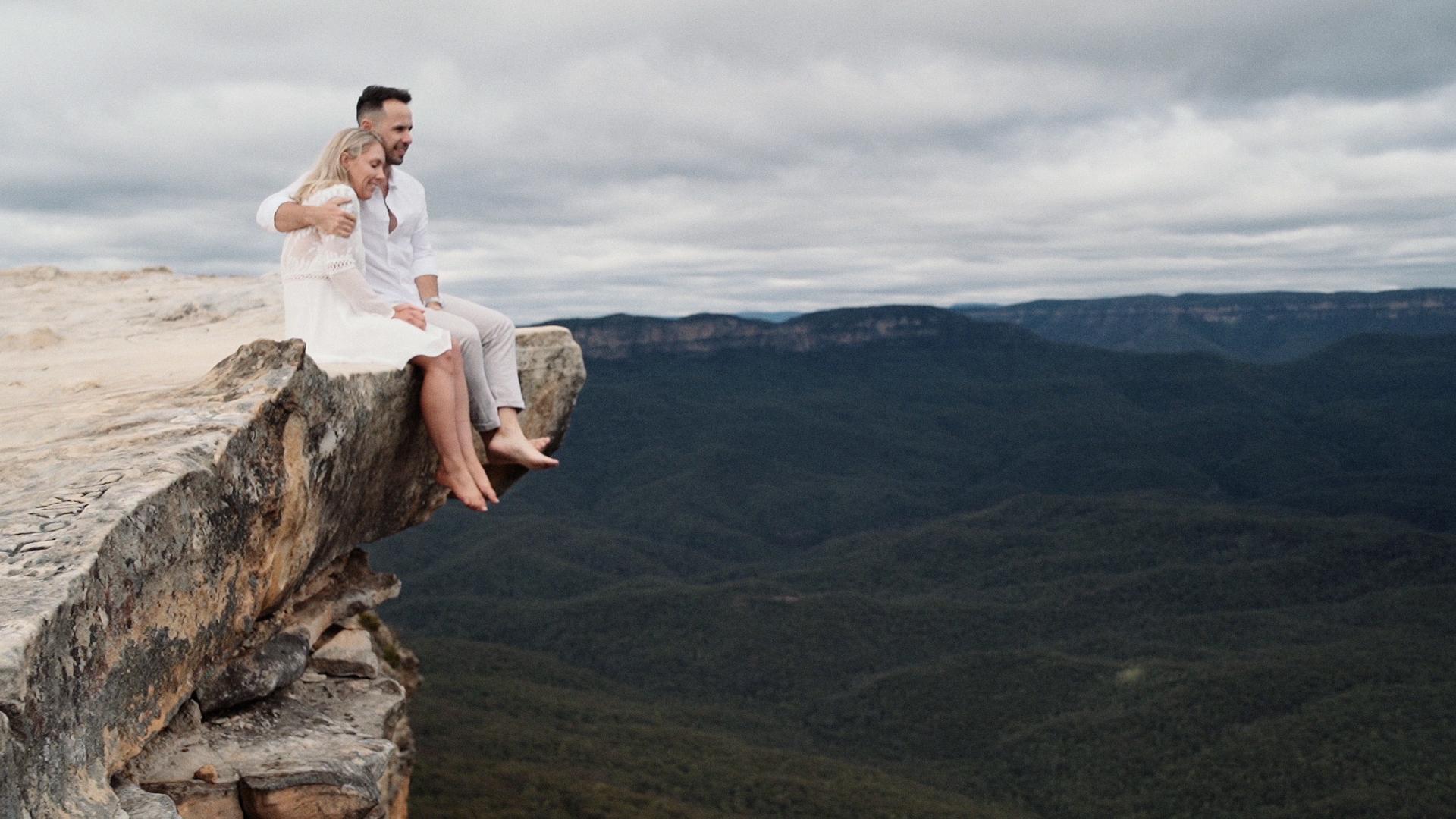 Jess + Luke  | Blue Mountains, Australia | Seclusions