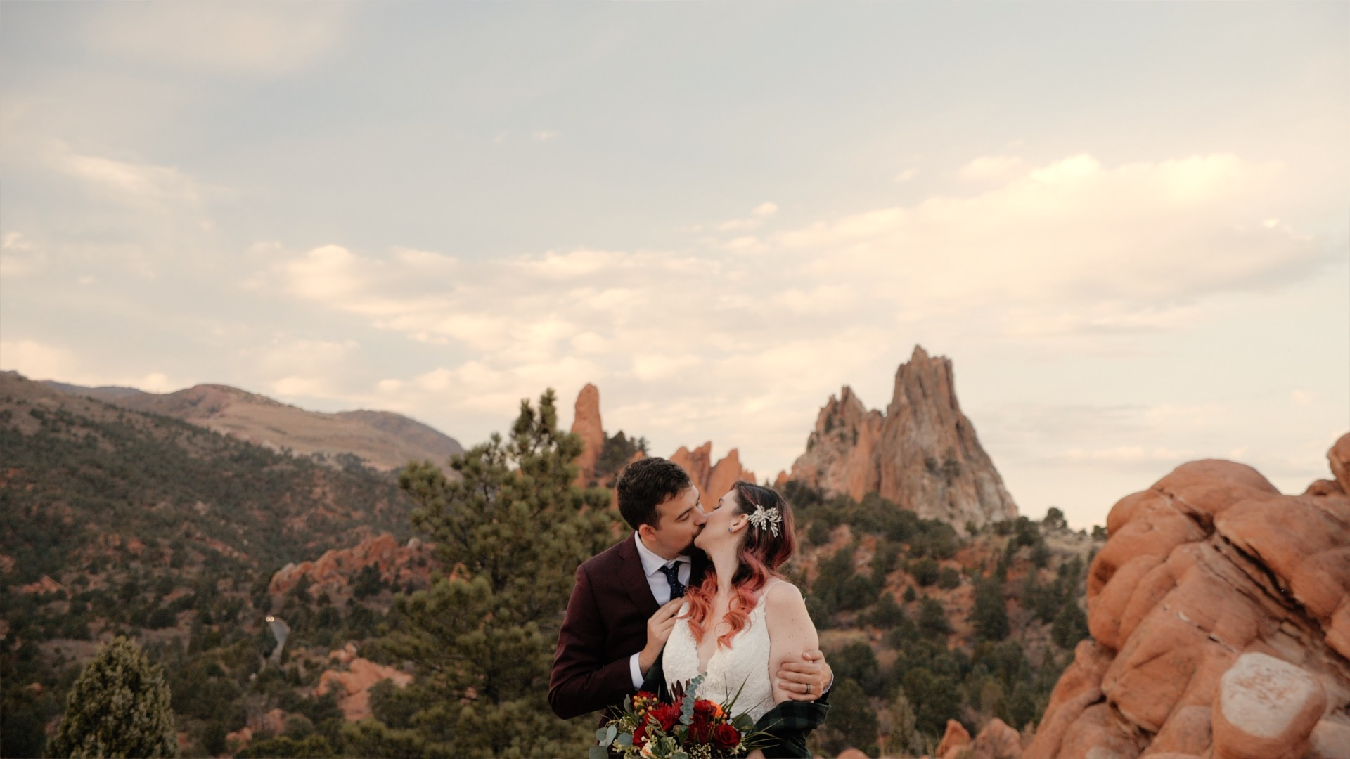 Kaylee + Cody | Colorado Springs, Colorado | Garden of the Gods