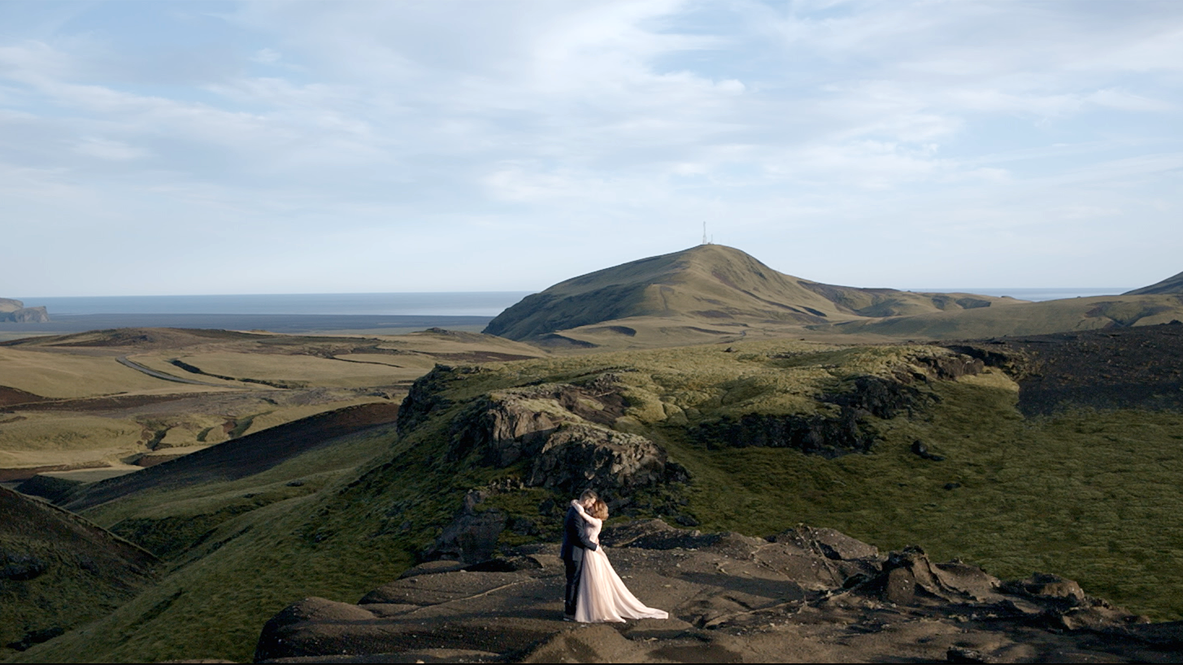 Mirka + Peter | Vik, Iceland | mountain
