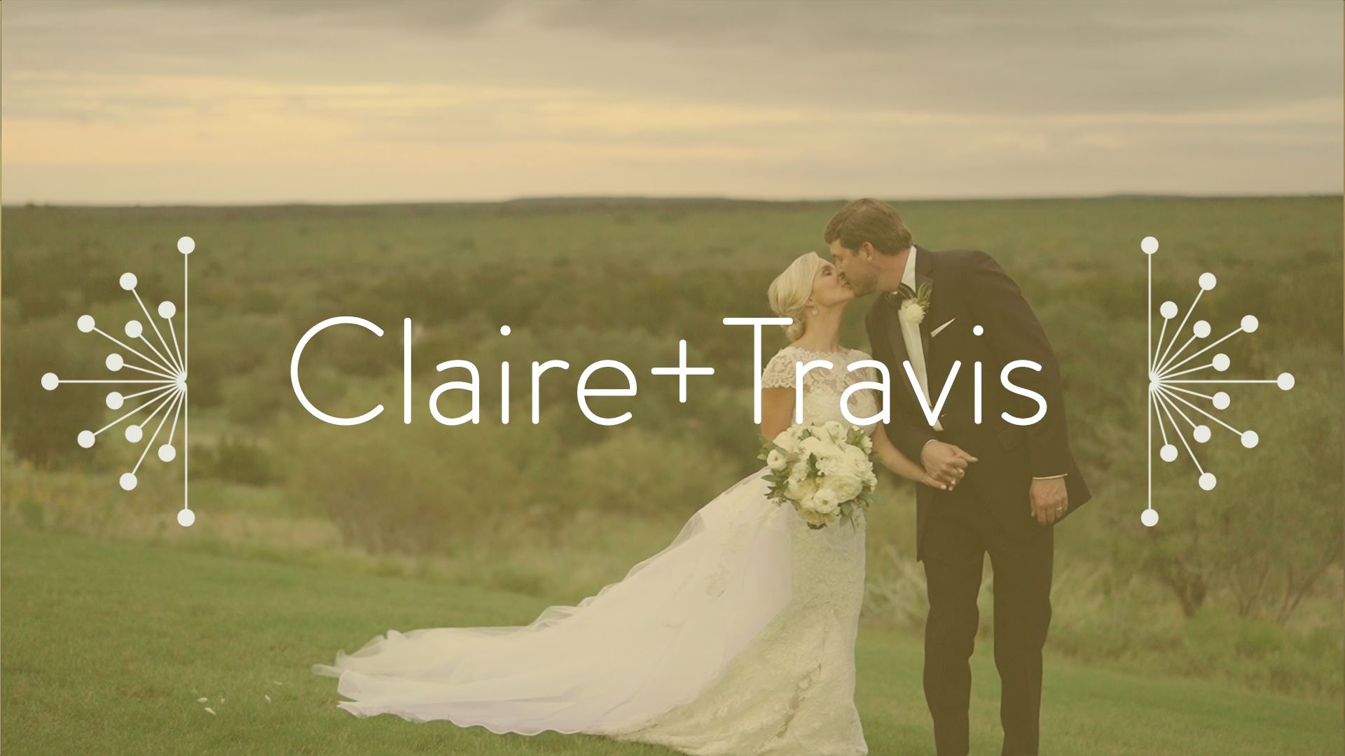 Claire + Travis | Breckenridge, Texas | Family Farm