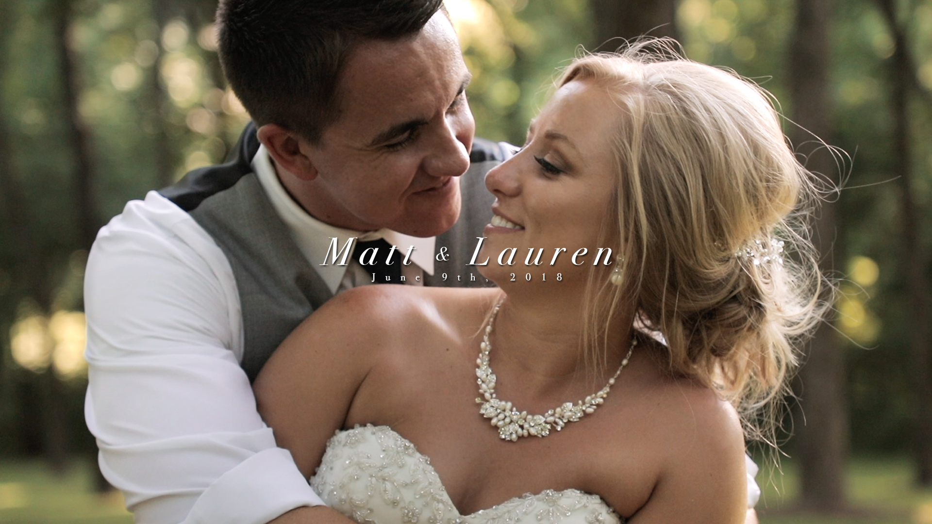 Matt + Lauren | Saint Clair, Missouri | Lost Hill Lake Events, Saint Clair