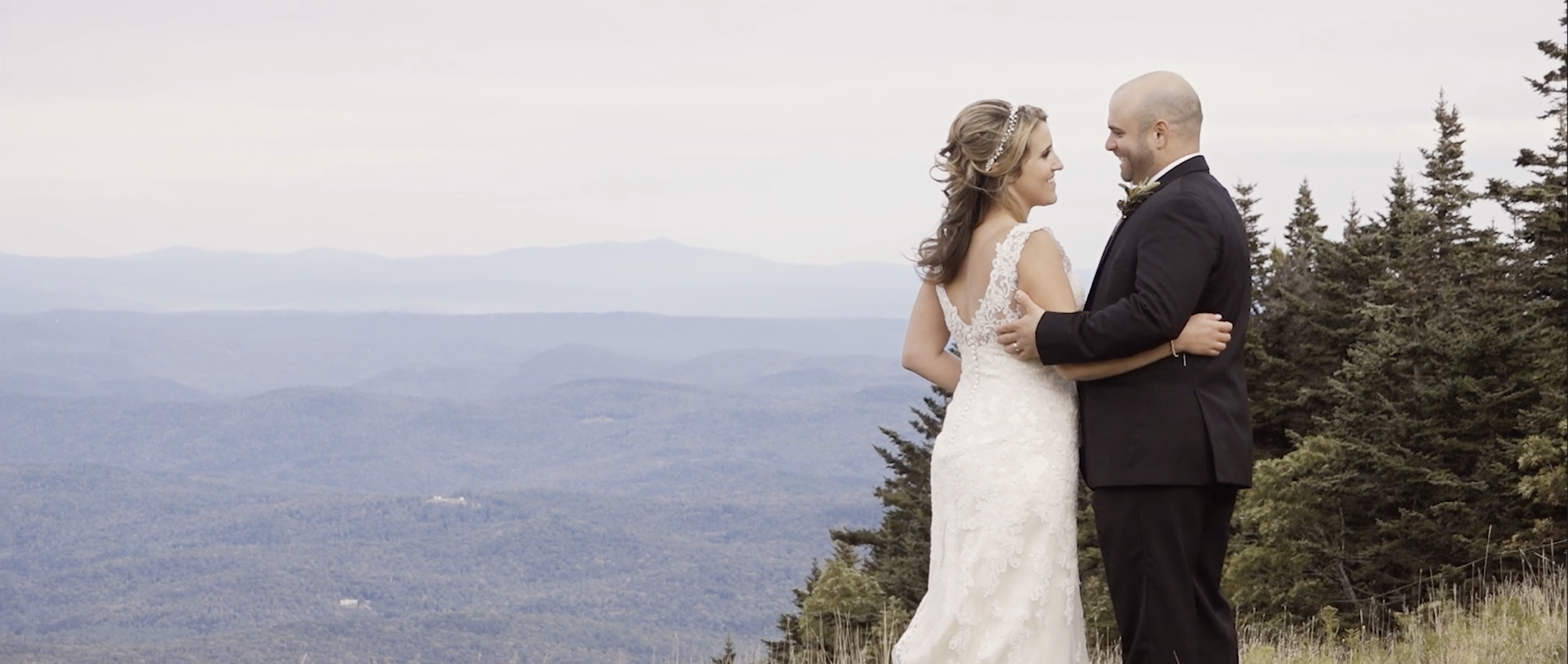 Lisa + Chris | Stratton, Vermont | Stratton Mountain Resort
