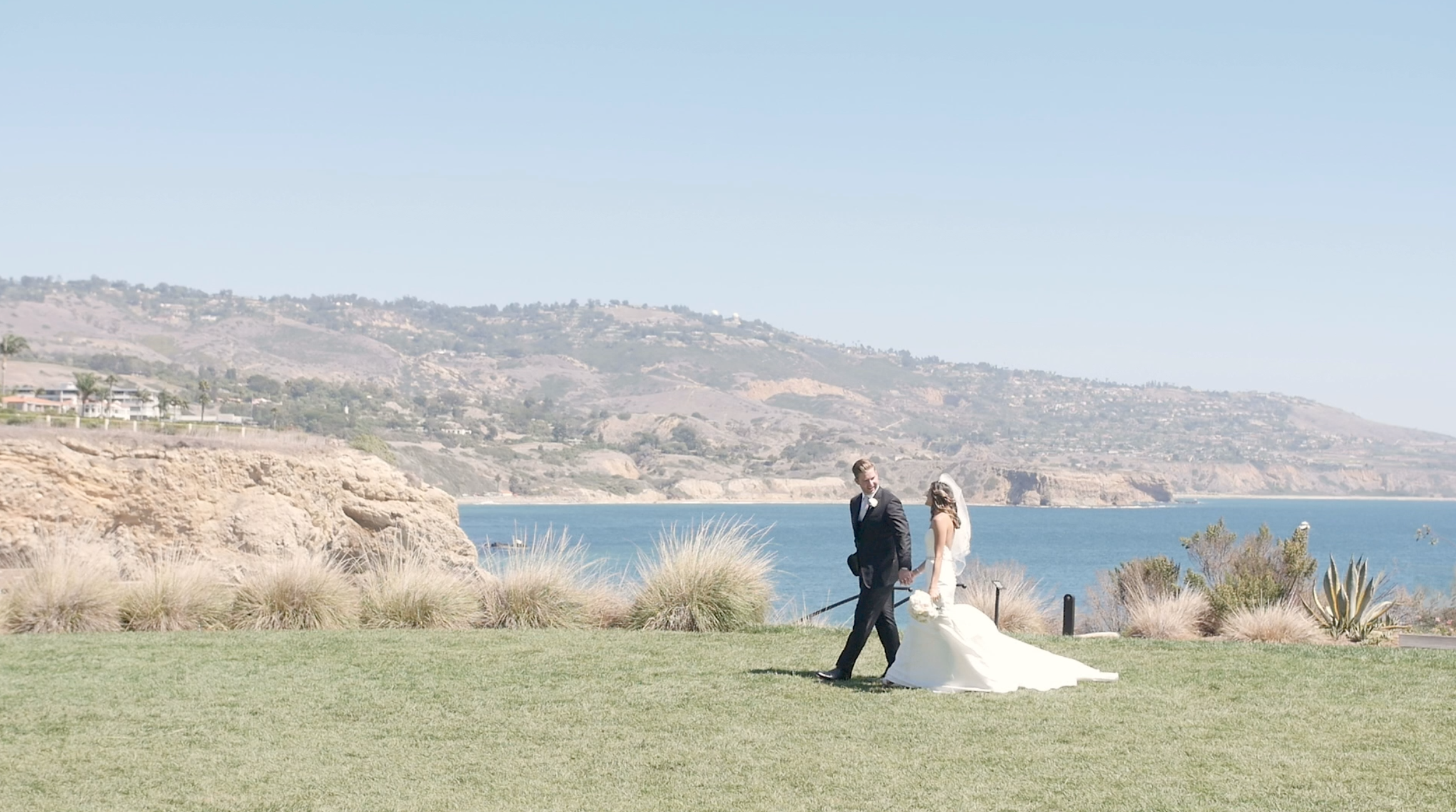 Mallory + Hunter | Rancho Palos Verdes, California | Terranea Resort