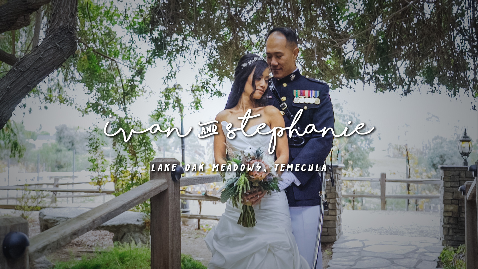 Ivan + Stephanie | Temecula, California | Lake Oak Meadows