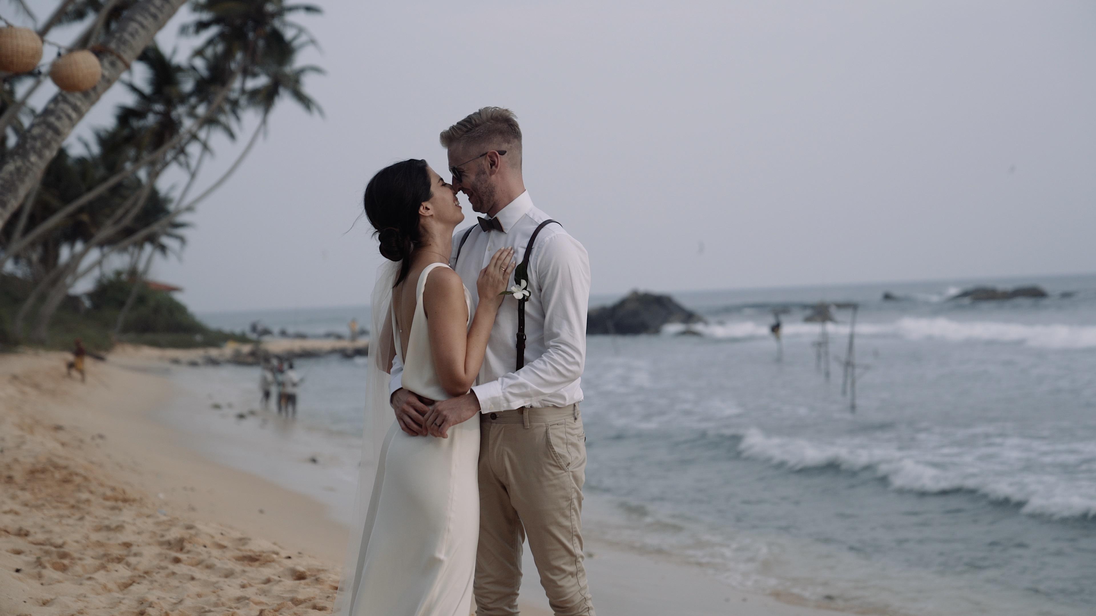 Hannah + Liam | Sri Lanka, Sri Lanka | ambalama Villa