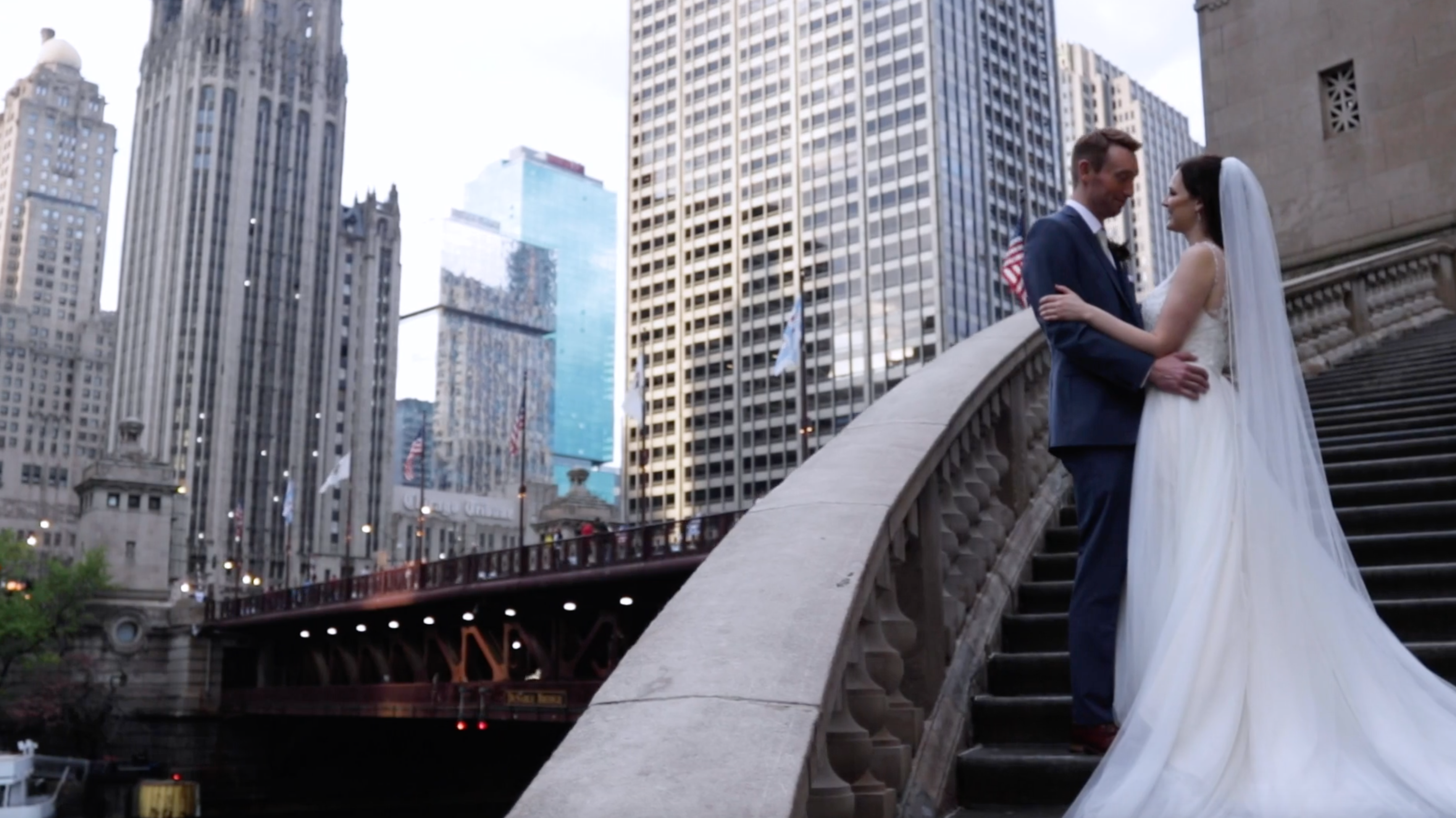 Kelly + Mike | Chicago, Illinois | LondonHouse Chicago