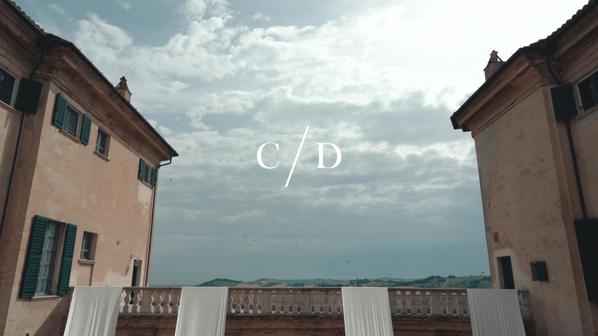 Camilla + Davide | Monterado, Italy | castel