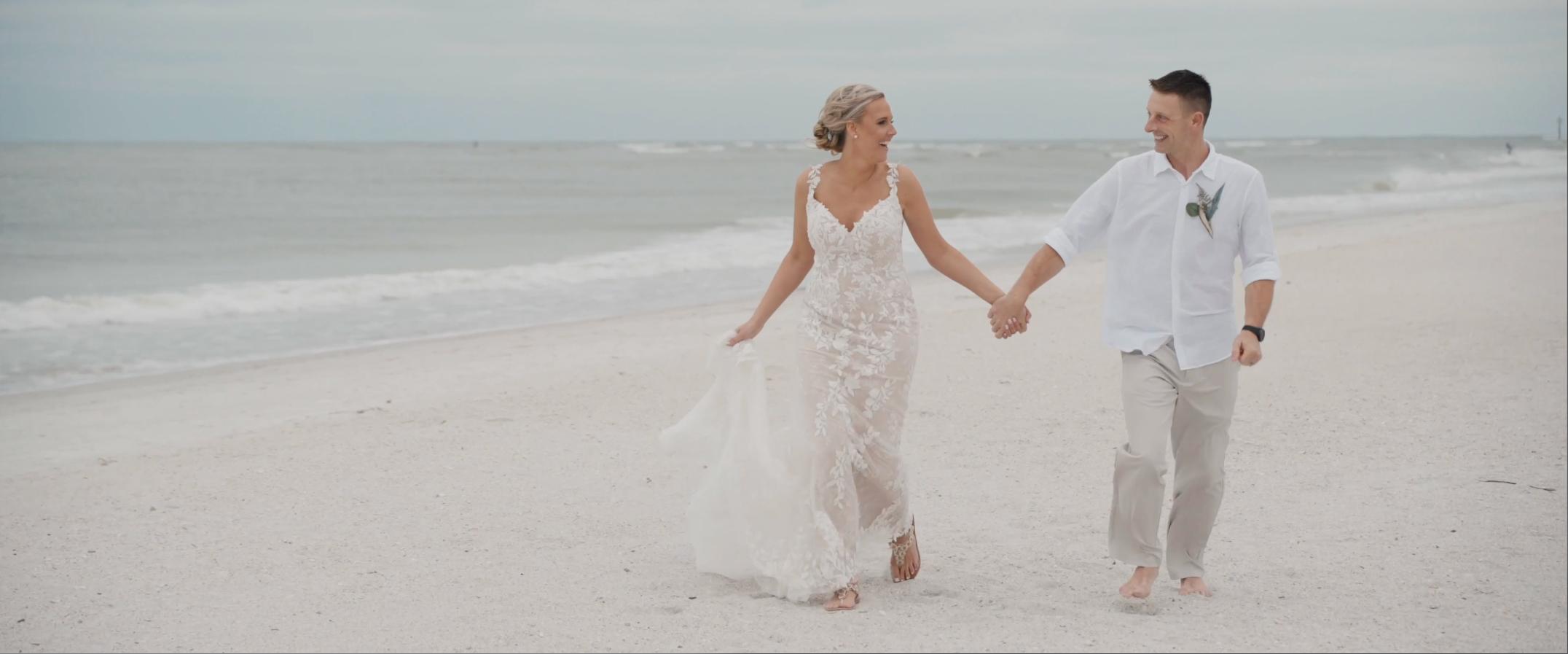 Brenna + Joe | St. Pete Beach, Florida | Postcard Inn